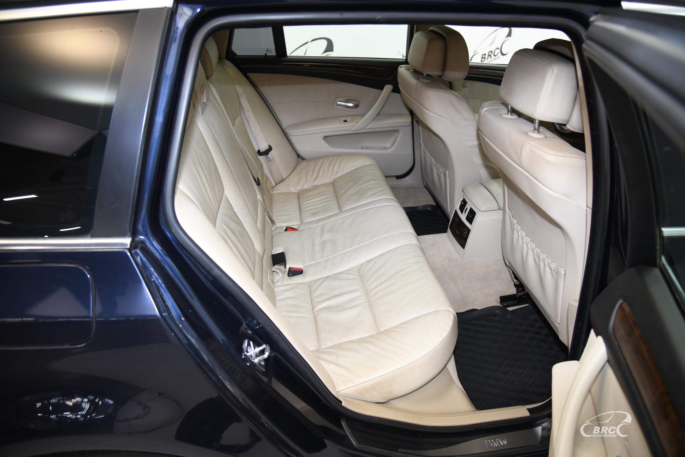 BMW 525 d Touring Automatas