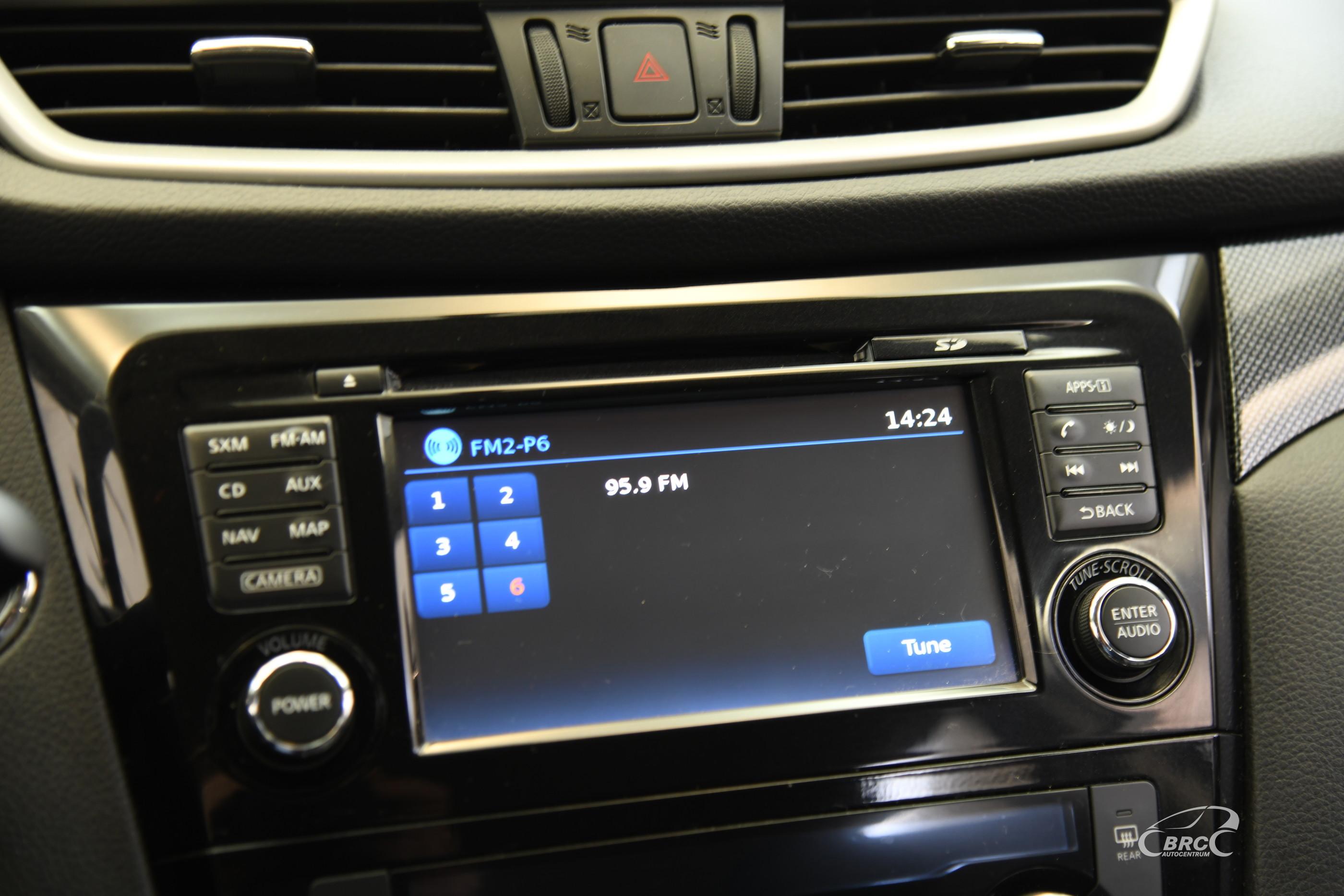 Nissan Rogue SL 2.5 AWD Automatas