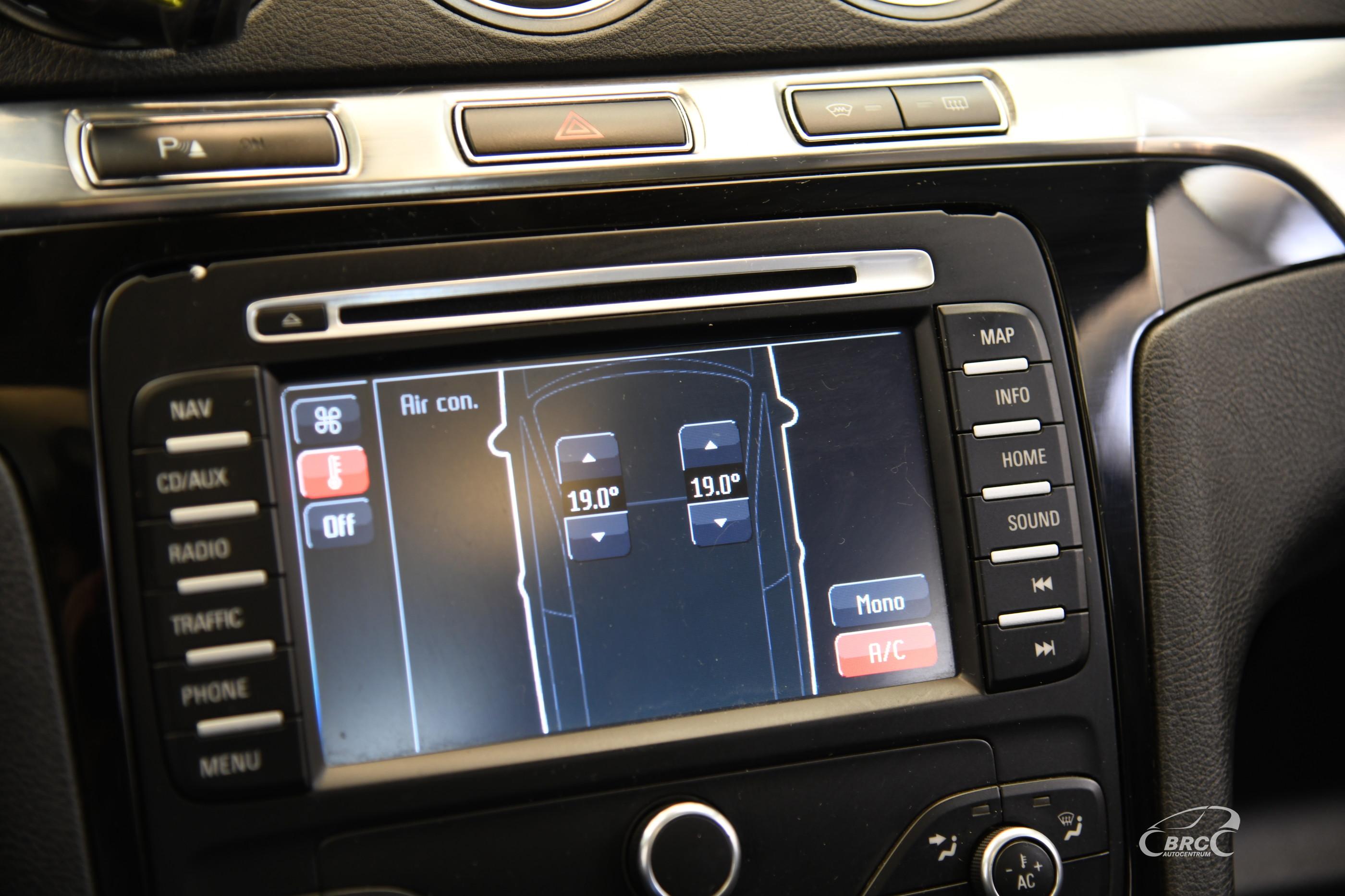 Ford S-Max 2.0 TDCi Titanium PowerShift Automatas
