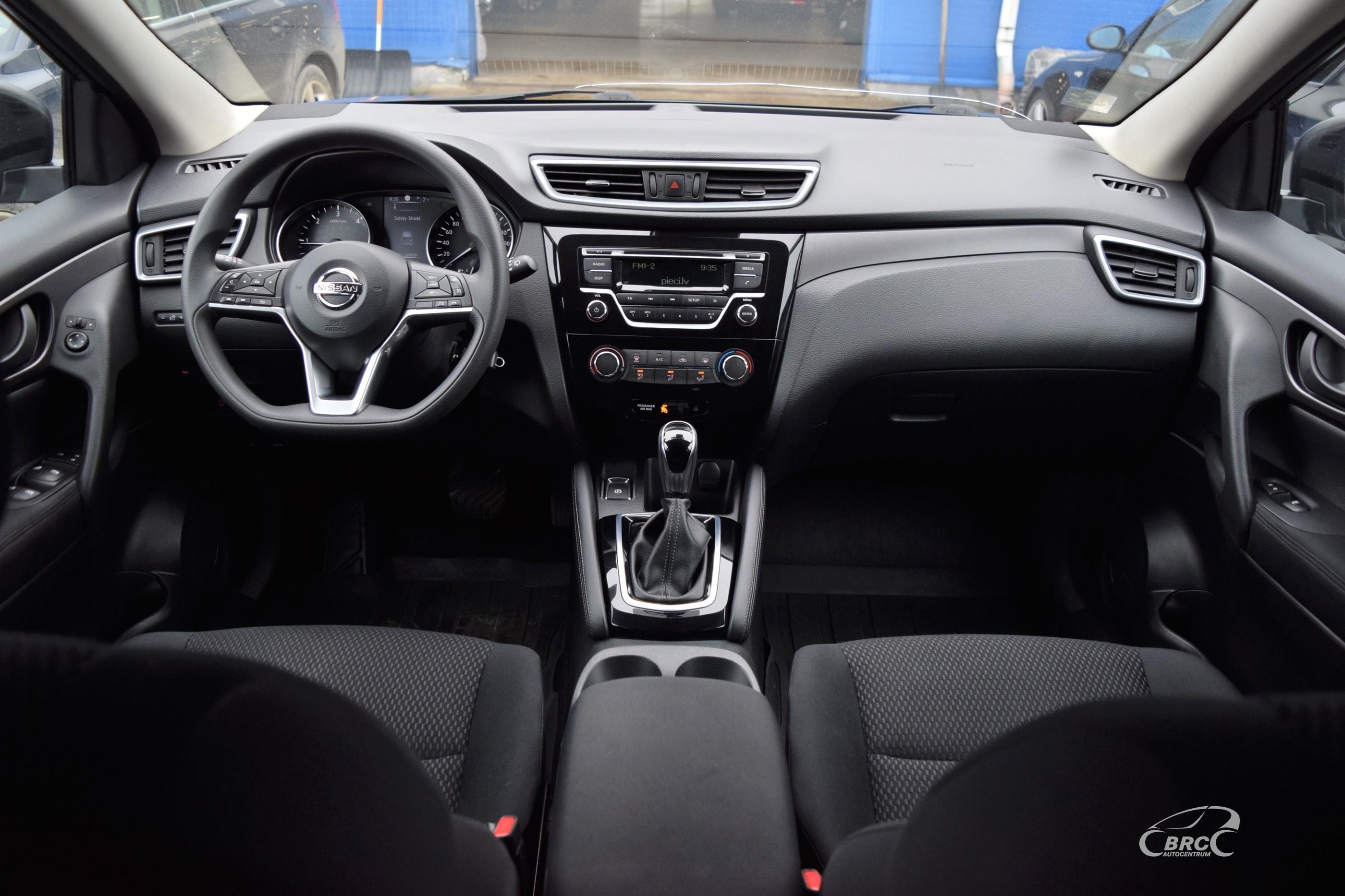 Nissan Qashqai A/T FWD