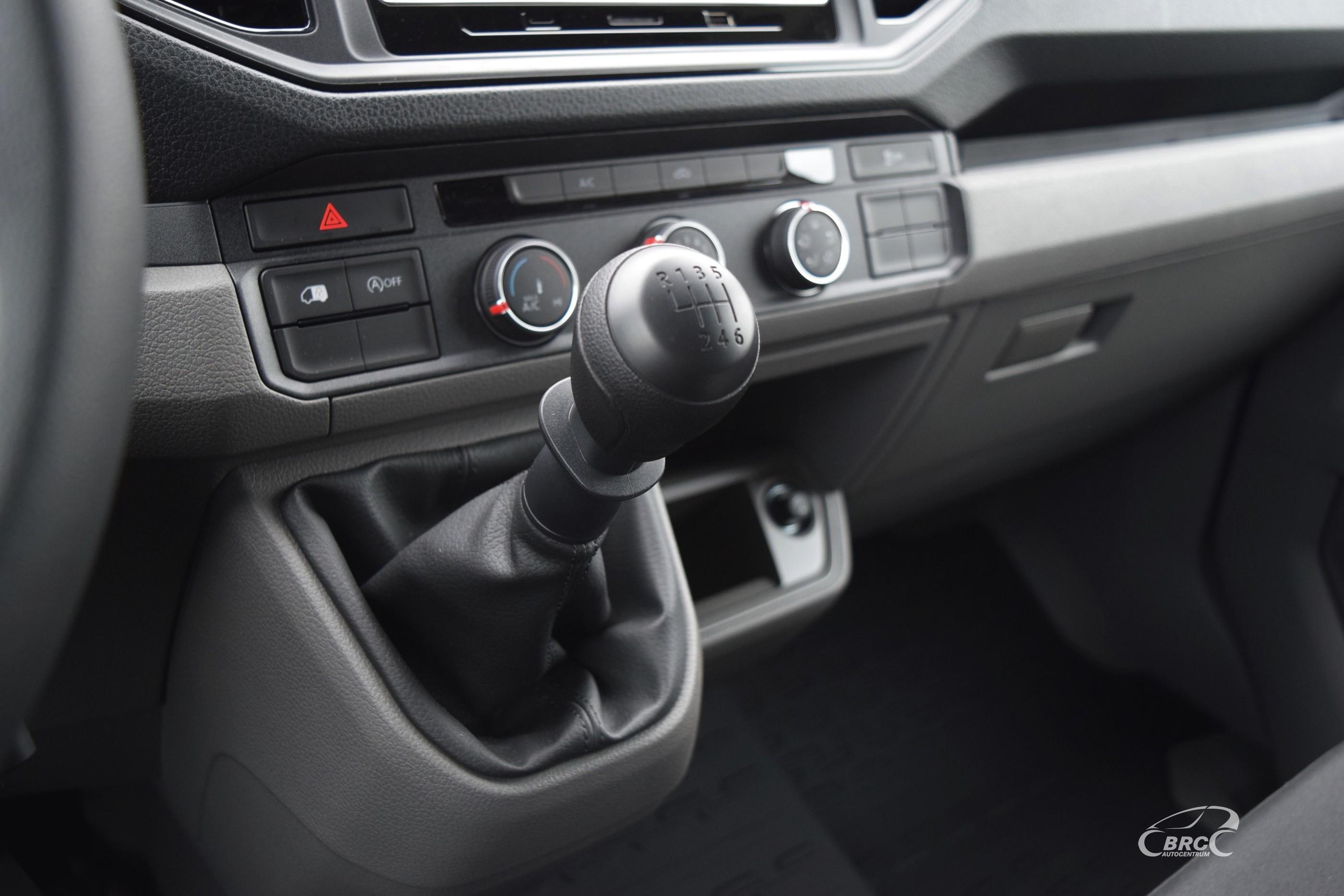 Volkswagen Crafter M/T