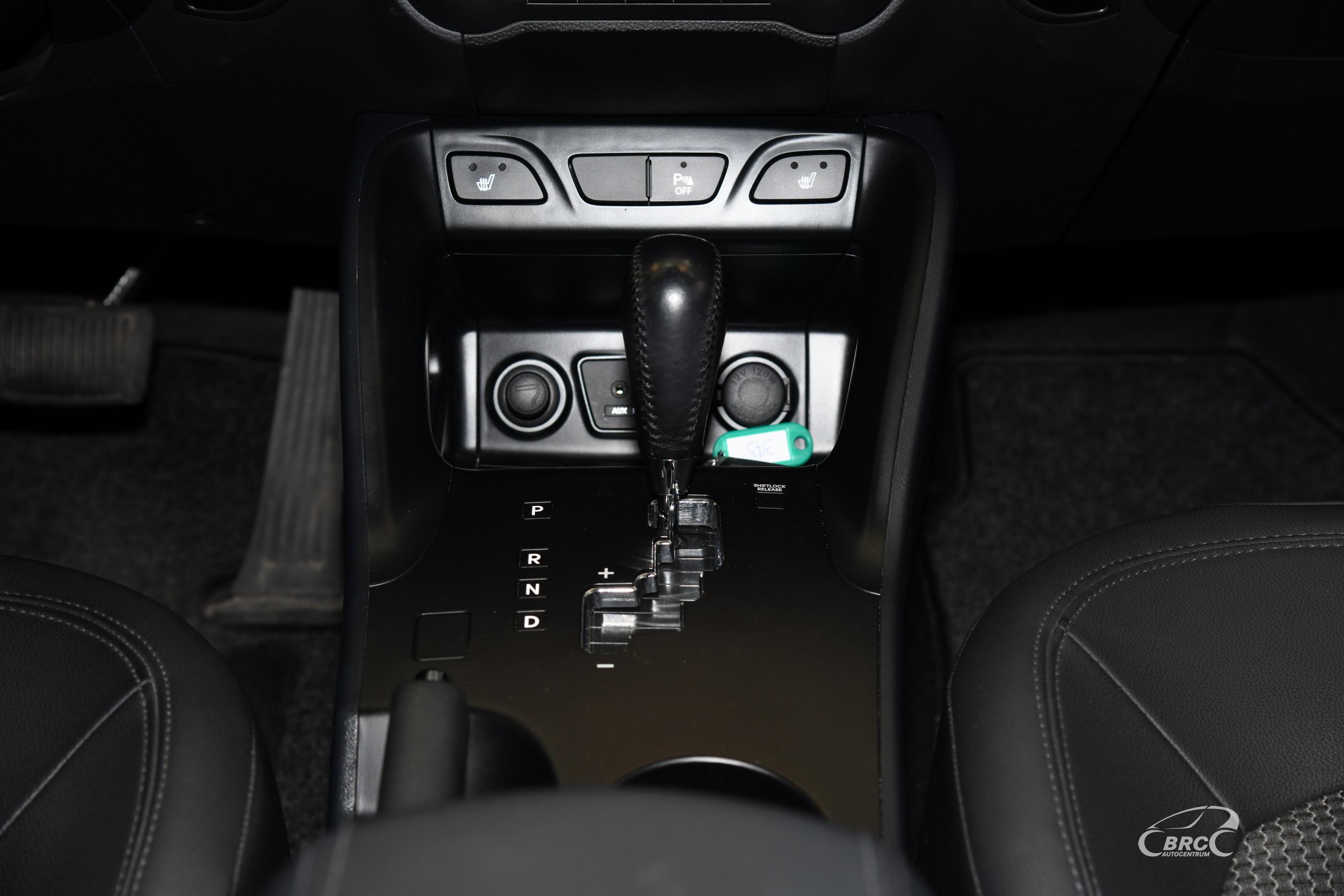 Hyundai ix35 2.0i 2WD Style Automatas