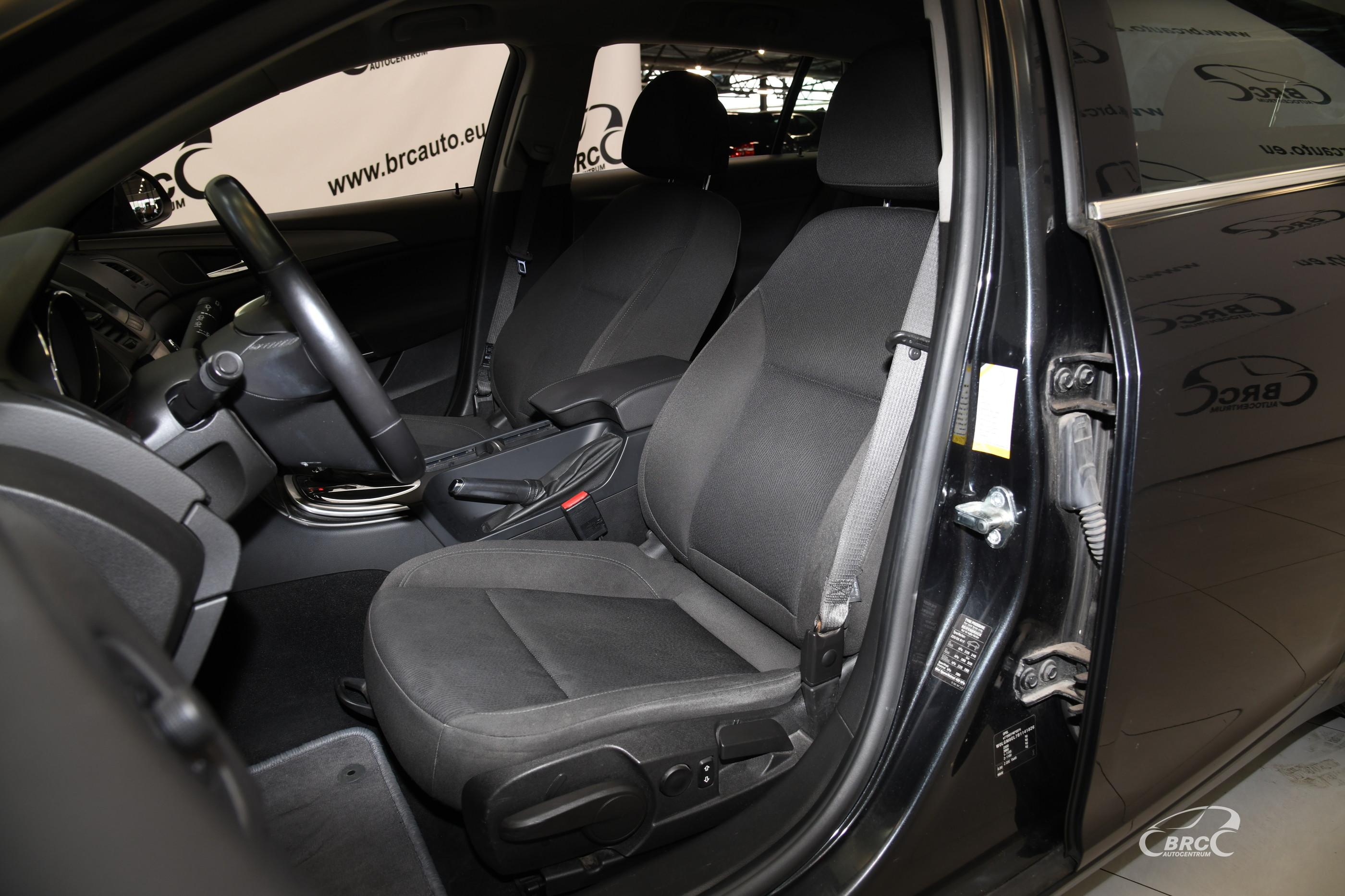 Opel Insignia 2.0 CDTI Tourer Automatas