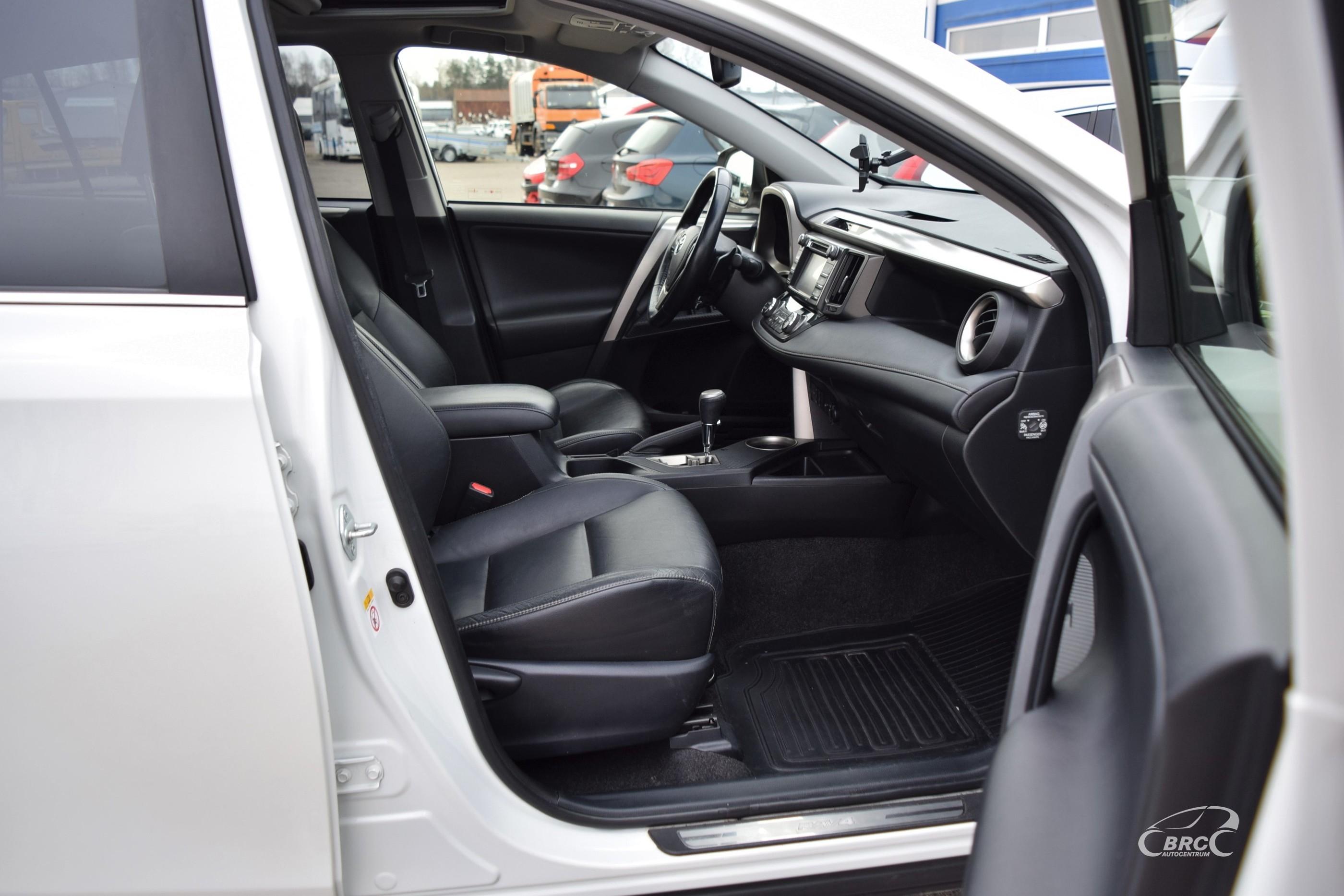 Toyota RAV 4 Executive AWD A/T