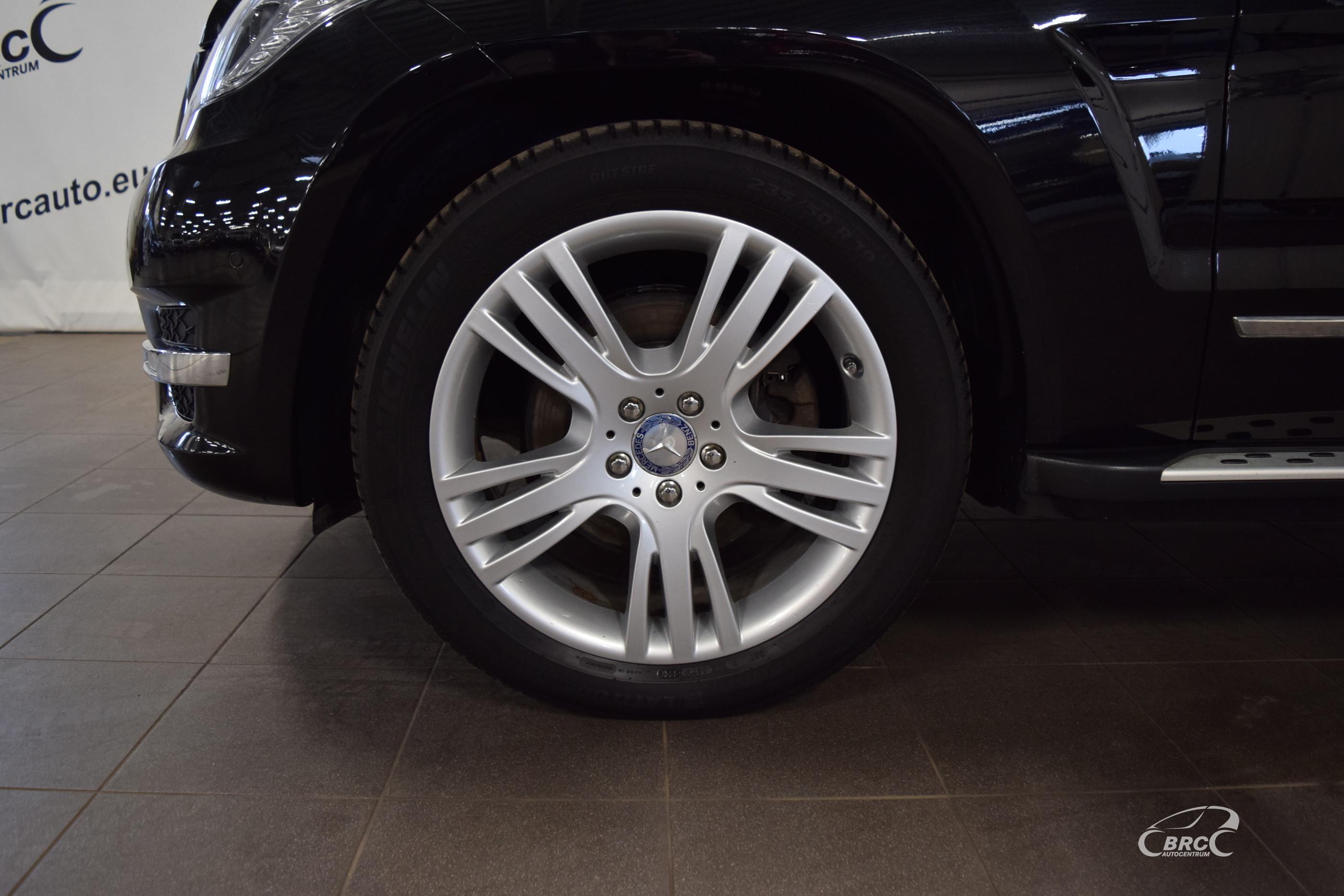Mercedes-Benz GLK 220 CDi 4Matic