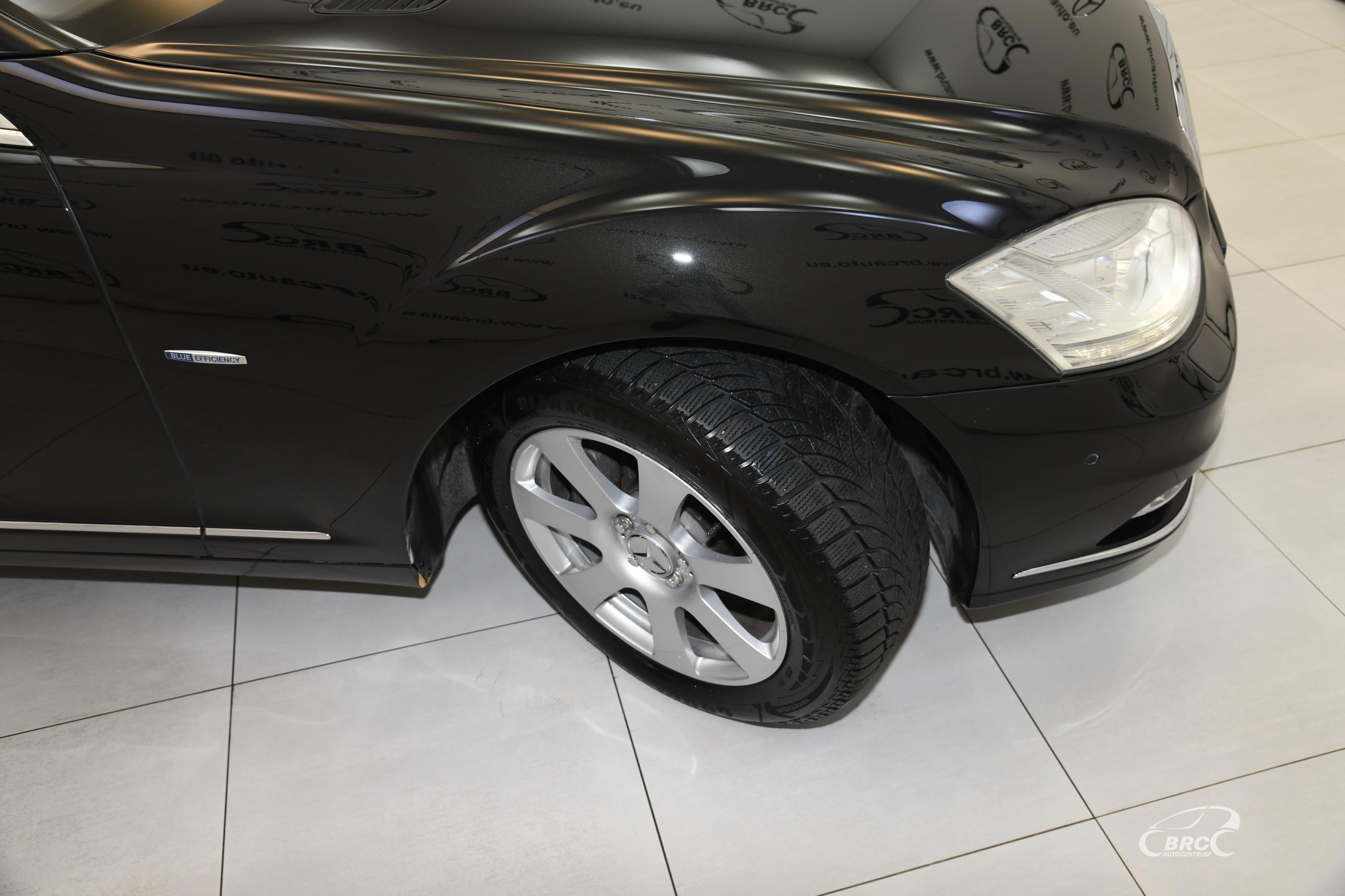 Mercedes-Benz S 350 BlueTEC Automatas