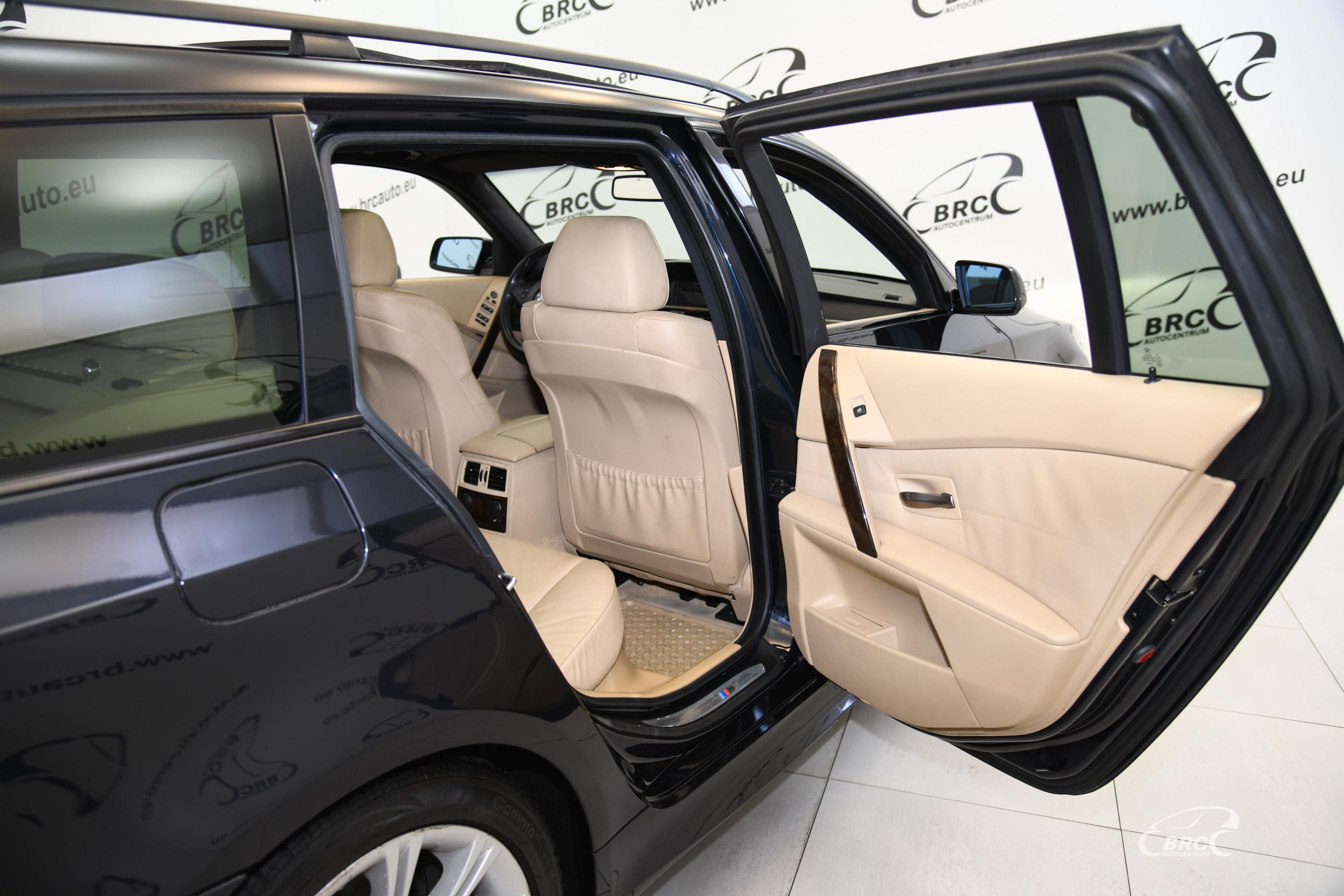 BMW 530 d M-Sport Touring Automatas