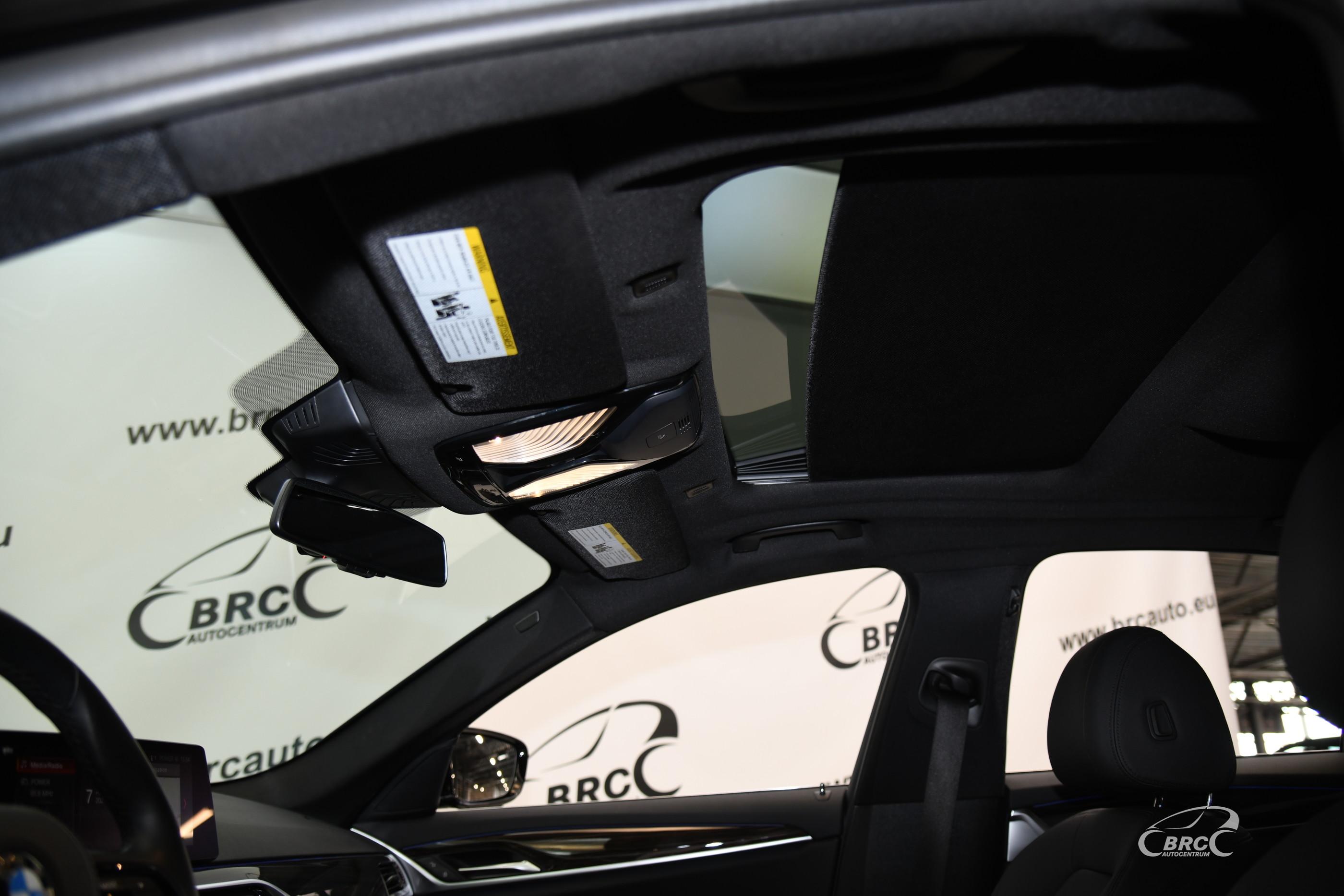 BMW 530 E-drive Plug-In Automatas