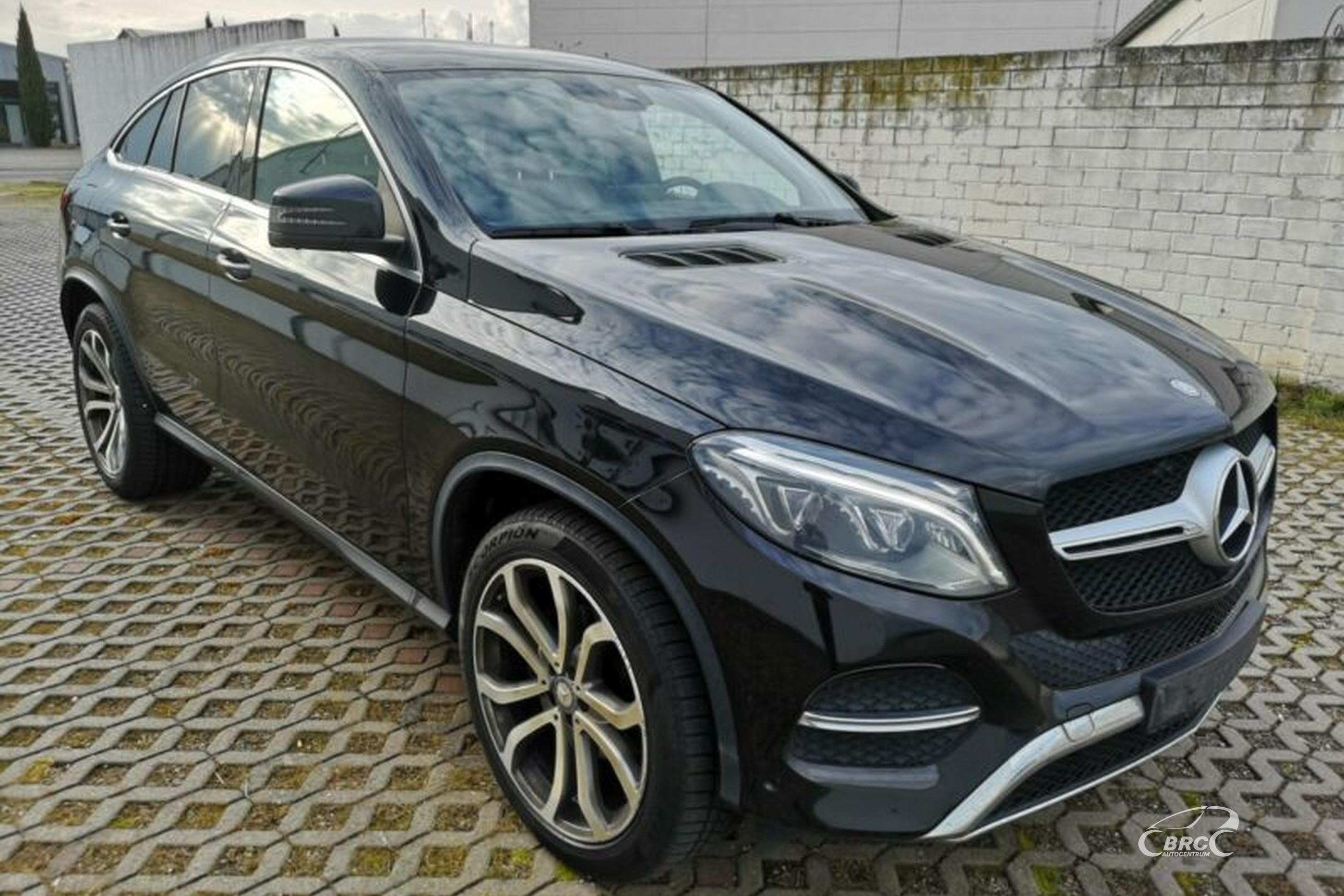Mercedes-Benz GLE 350 d