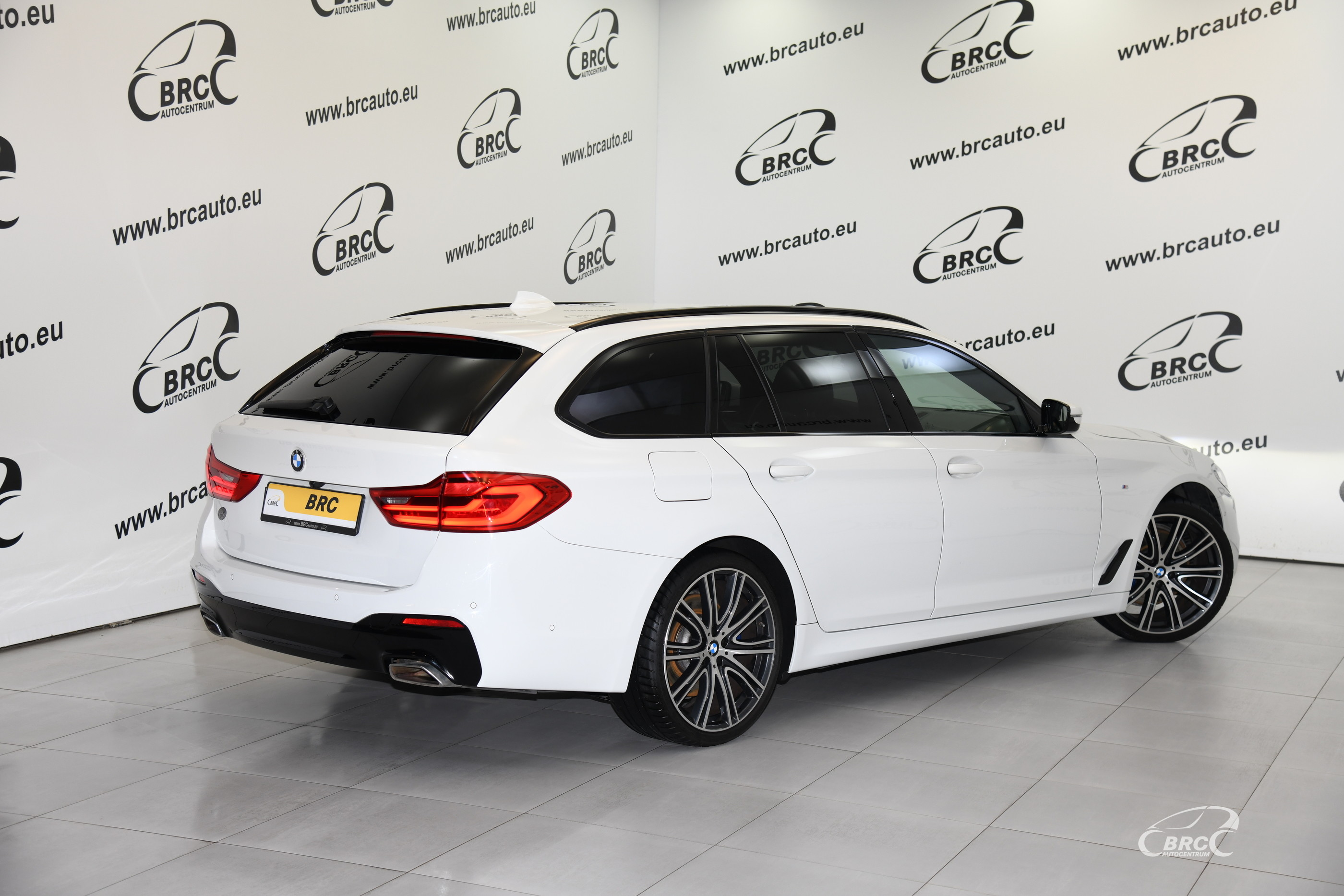 BMW 530 d Touring M-packet Automatas
