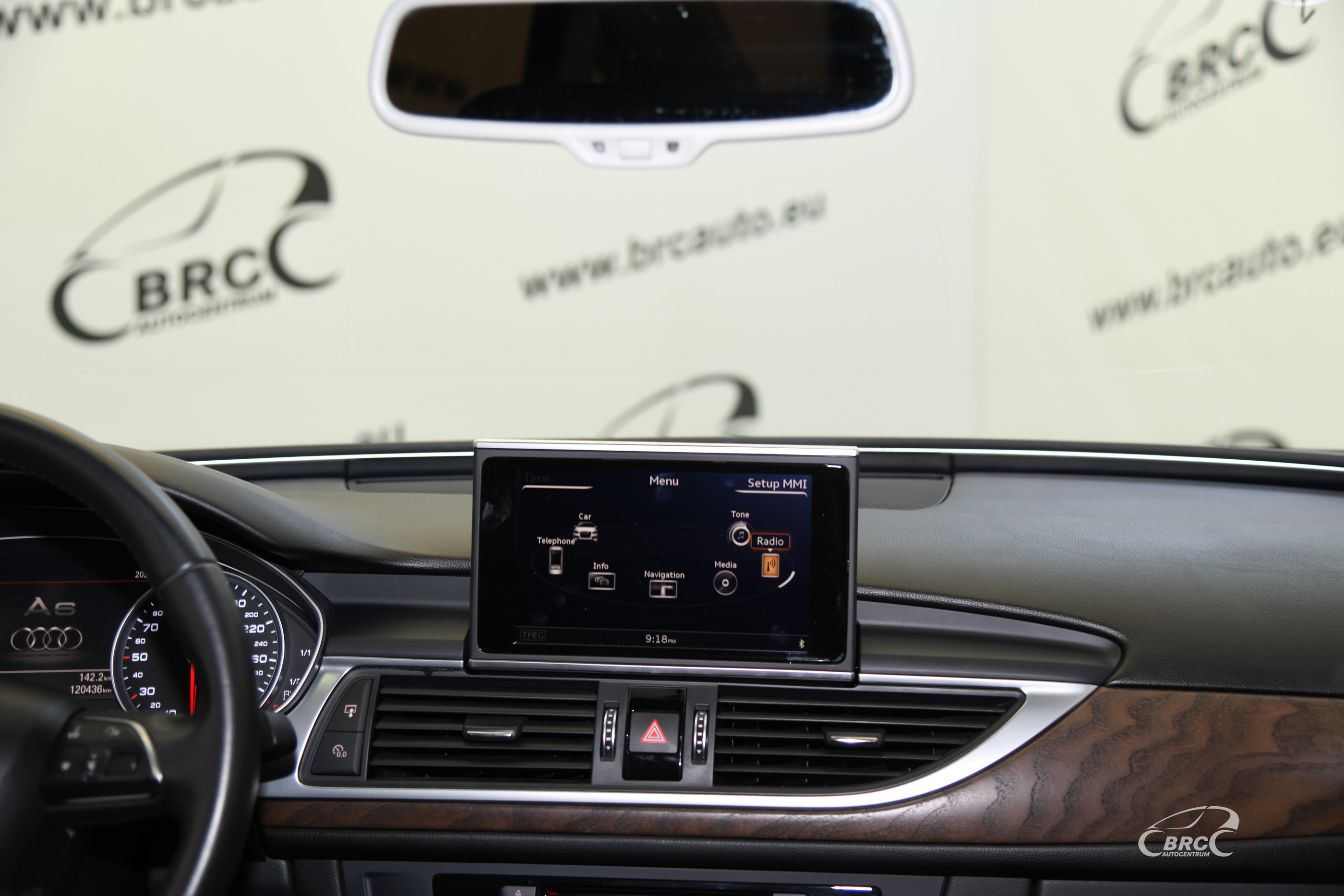 Audi A6 35 TDI Quattro Automatas
