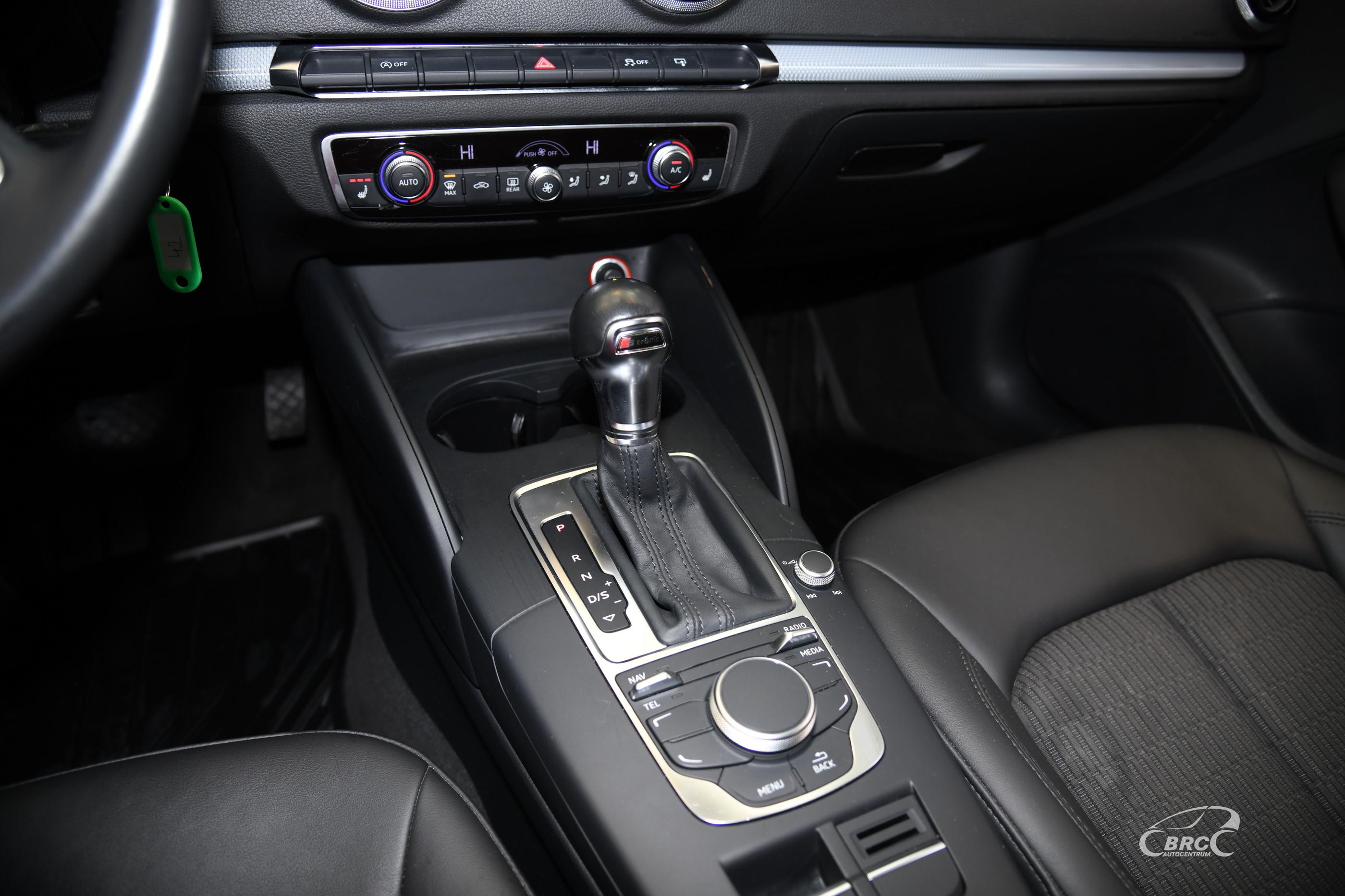 Audi A3 1.6 TDI S-Tronic Ambiente Automatas