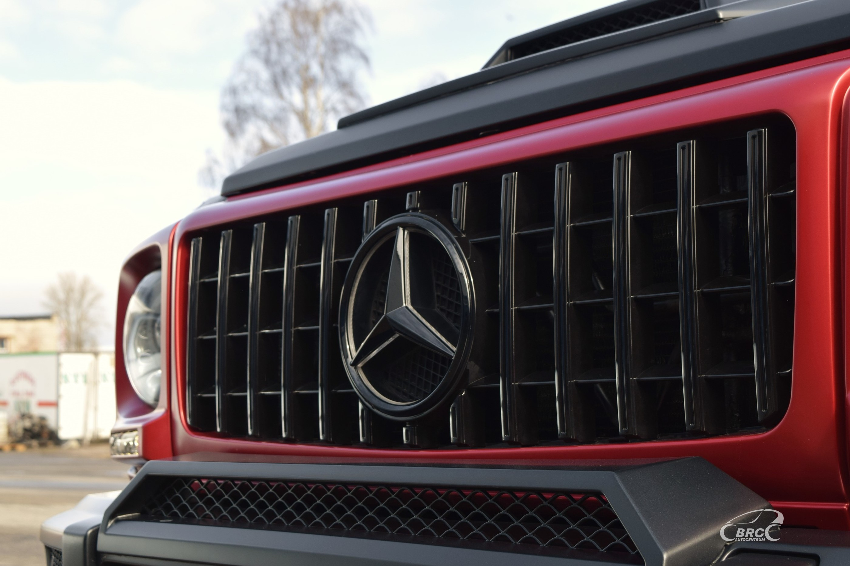 Mercedes-Benz G 55 AMG Kleeman Performance 580hp