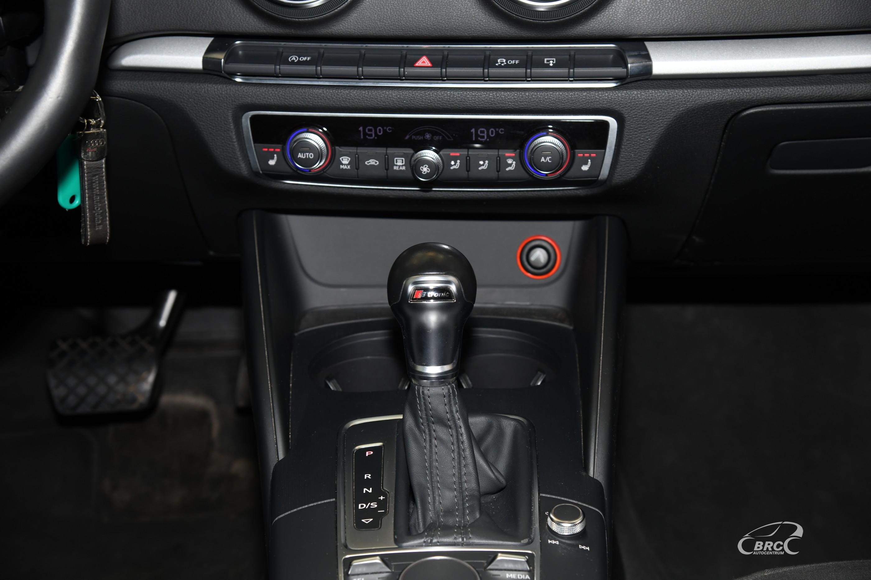 Audi A3 1.6 TDI S-Tronic Automatas