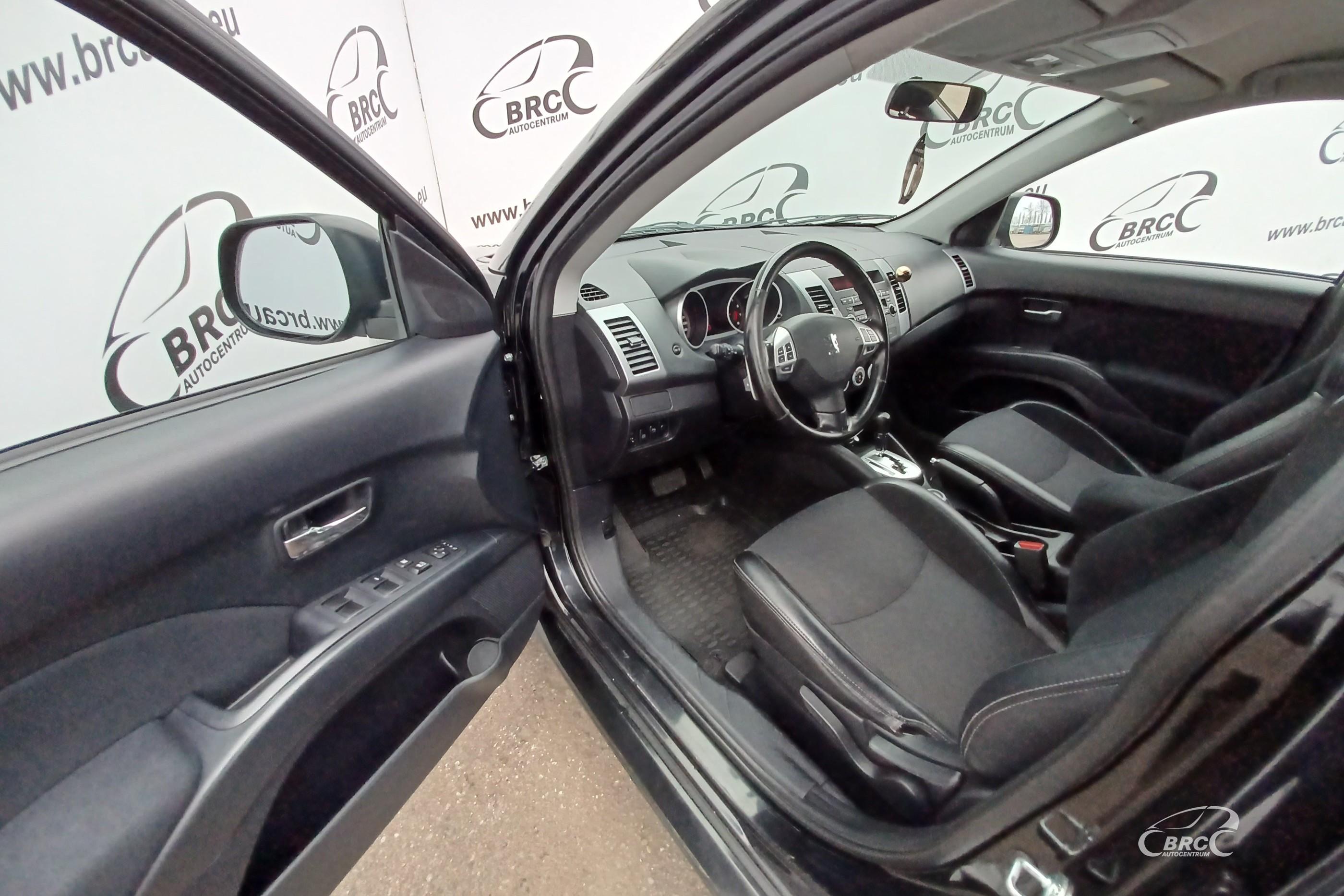 Peugeot 4007 2.4i 16V 4x4 Automatas