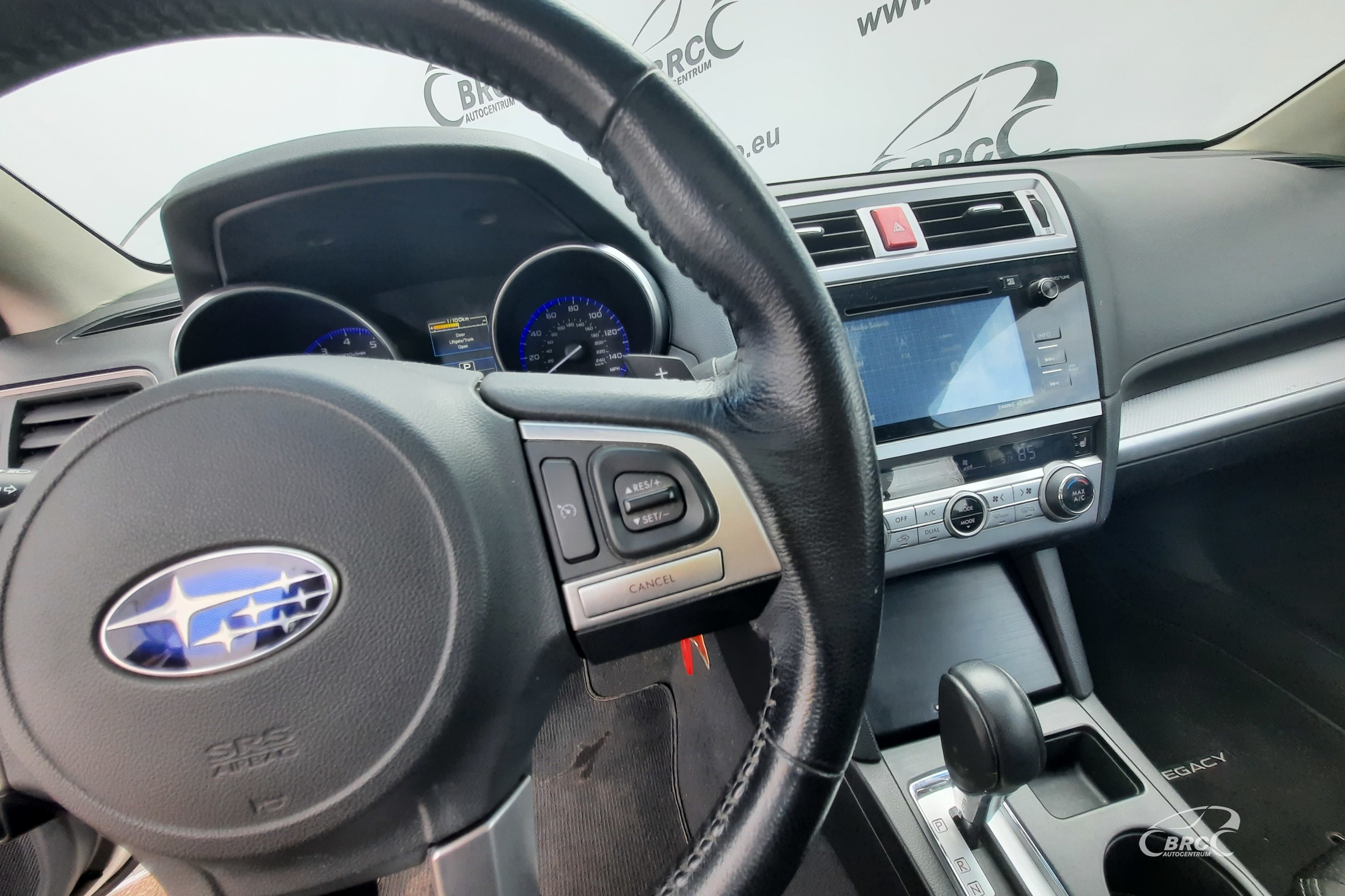 Subaru Legacy 2.5i AWD Automatas