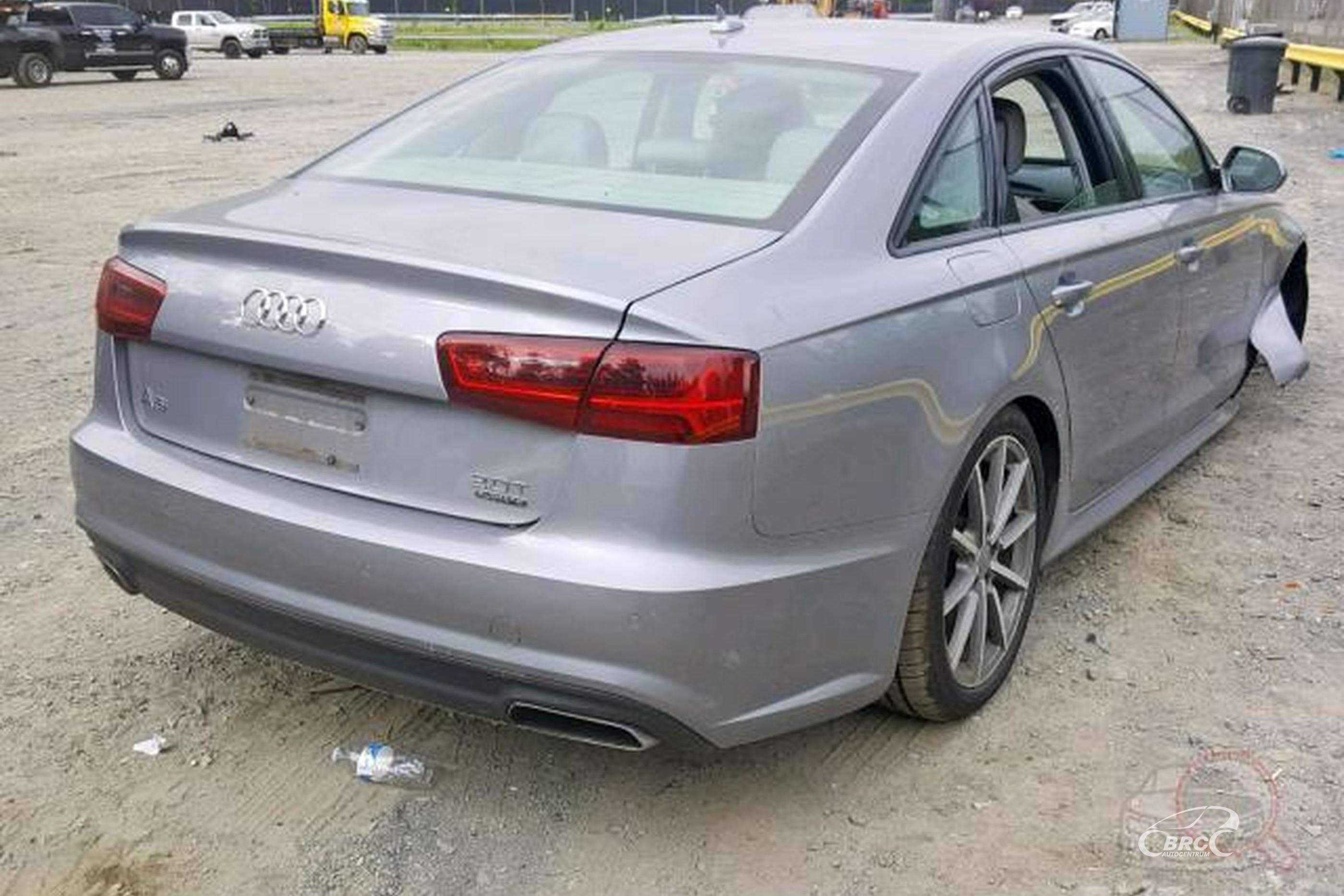 Audi A6 2.0T S-Line Quattro Automatas