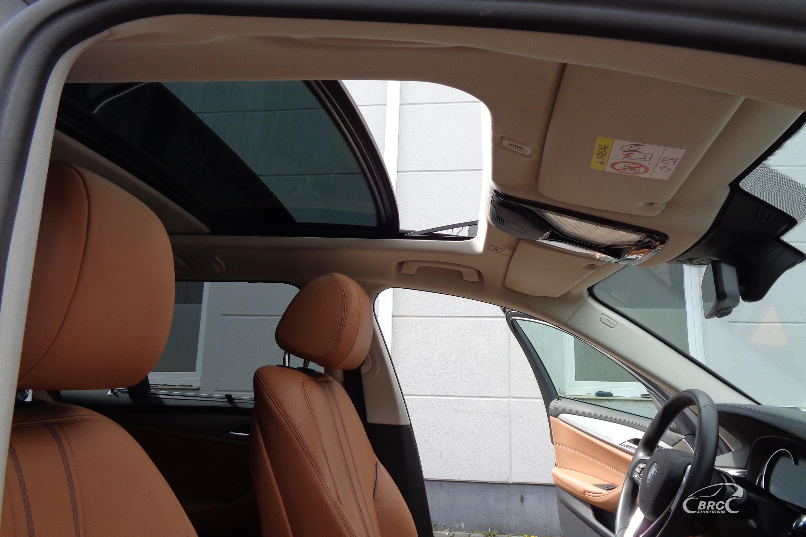 BMW 520 d Luxury Line Automatas