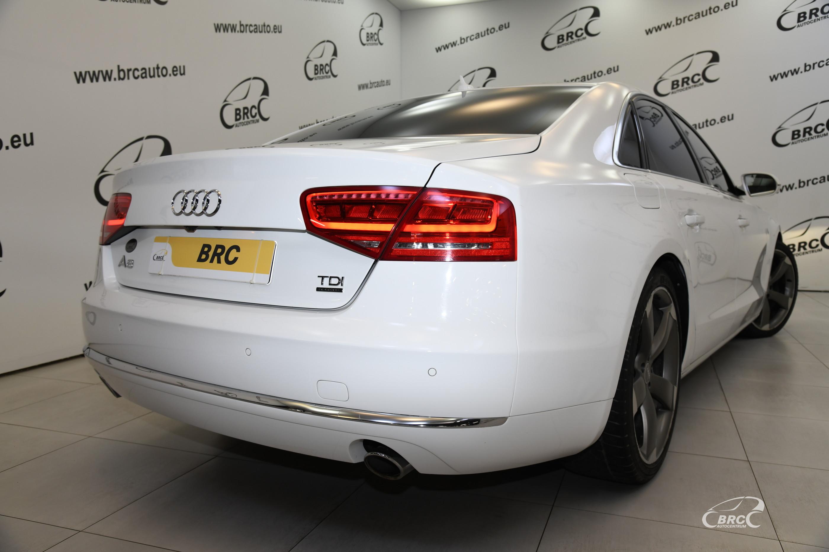 Audi A8 4.2 V8 TDI Quattro Automatas
