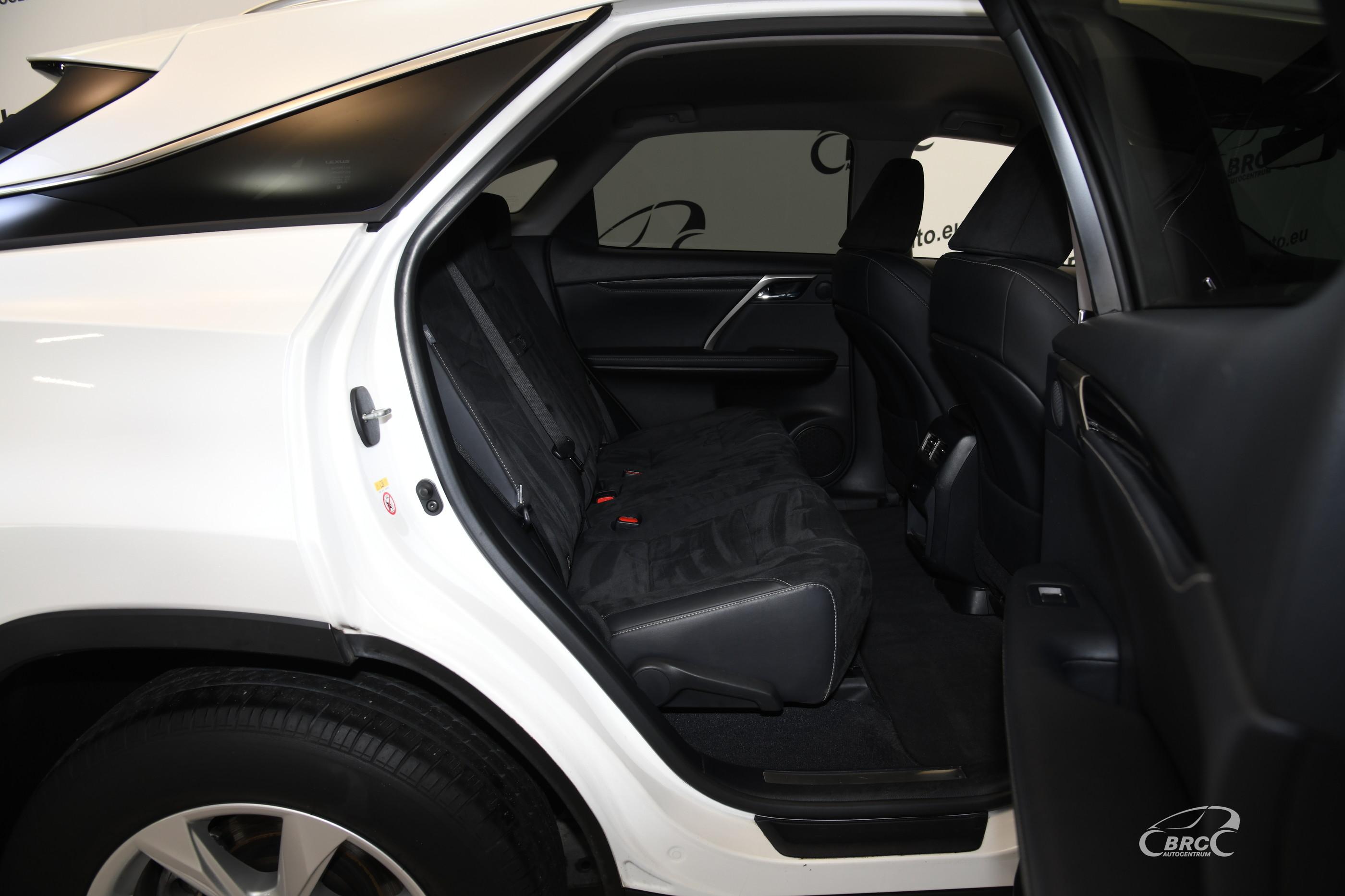 Lexus RX 450h Hybrid Automatas