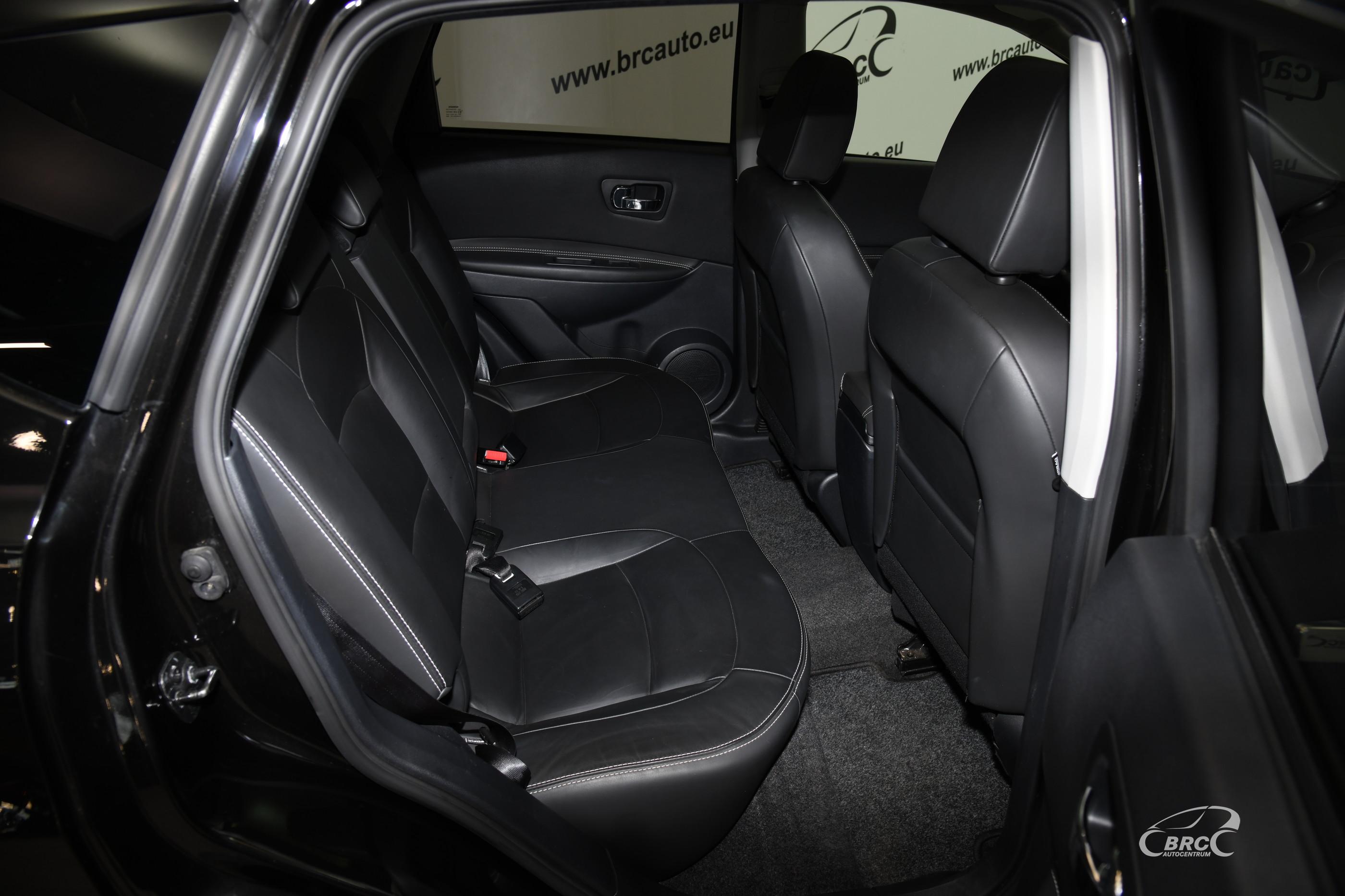 Nissan Qashqai 2.0 dCi Automatas