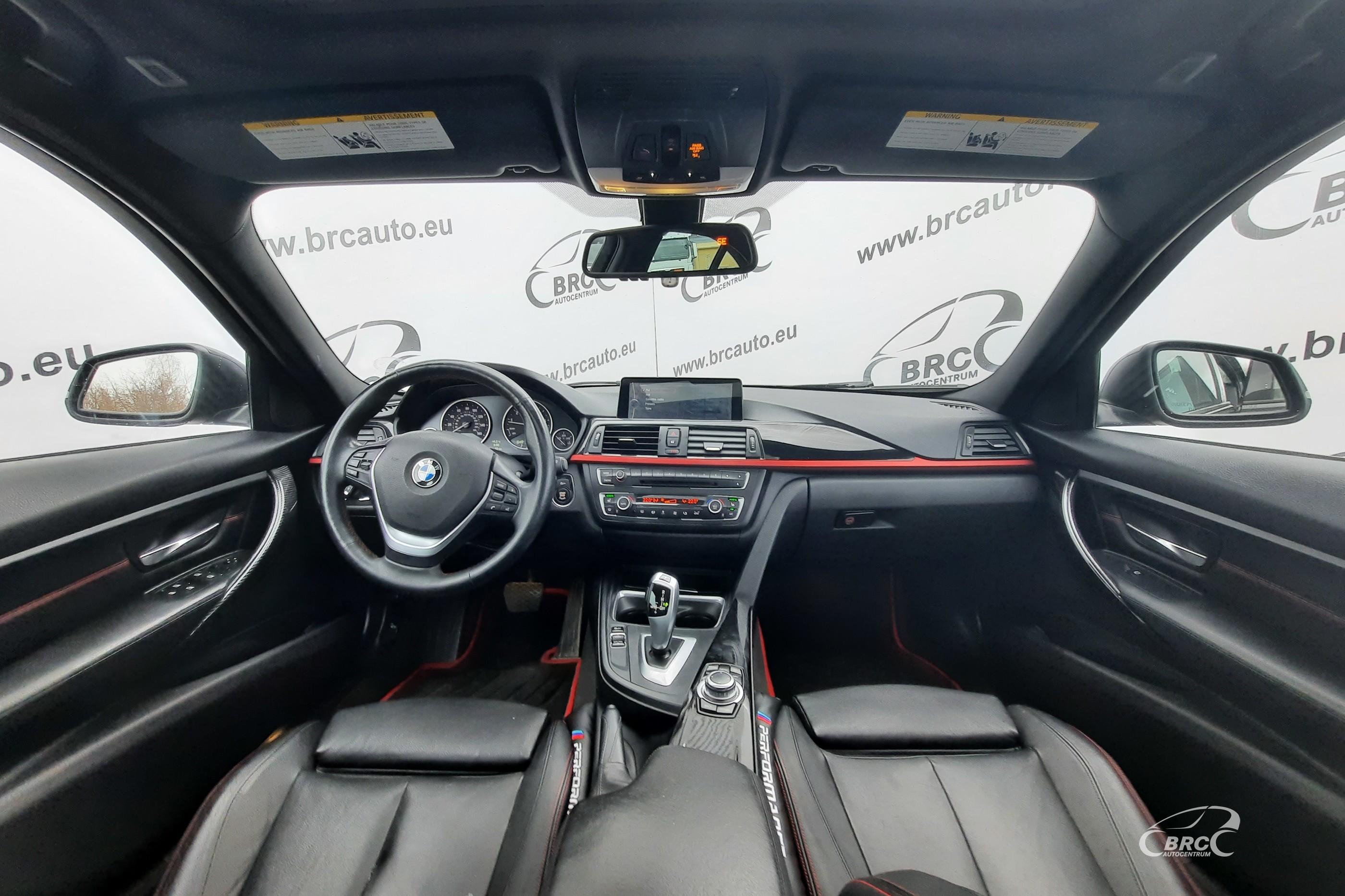 BMW 328 i Automatas