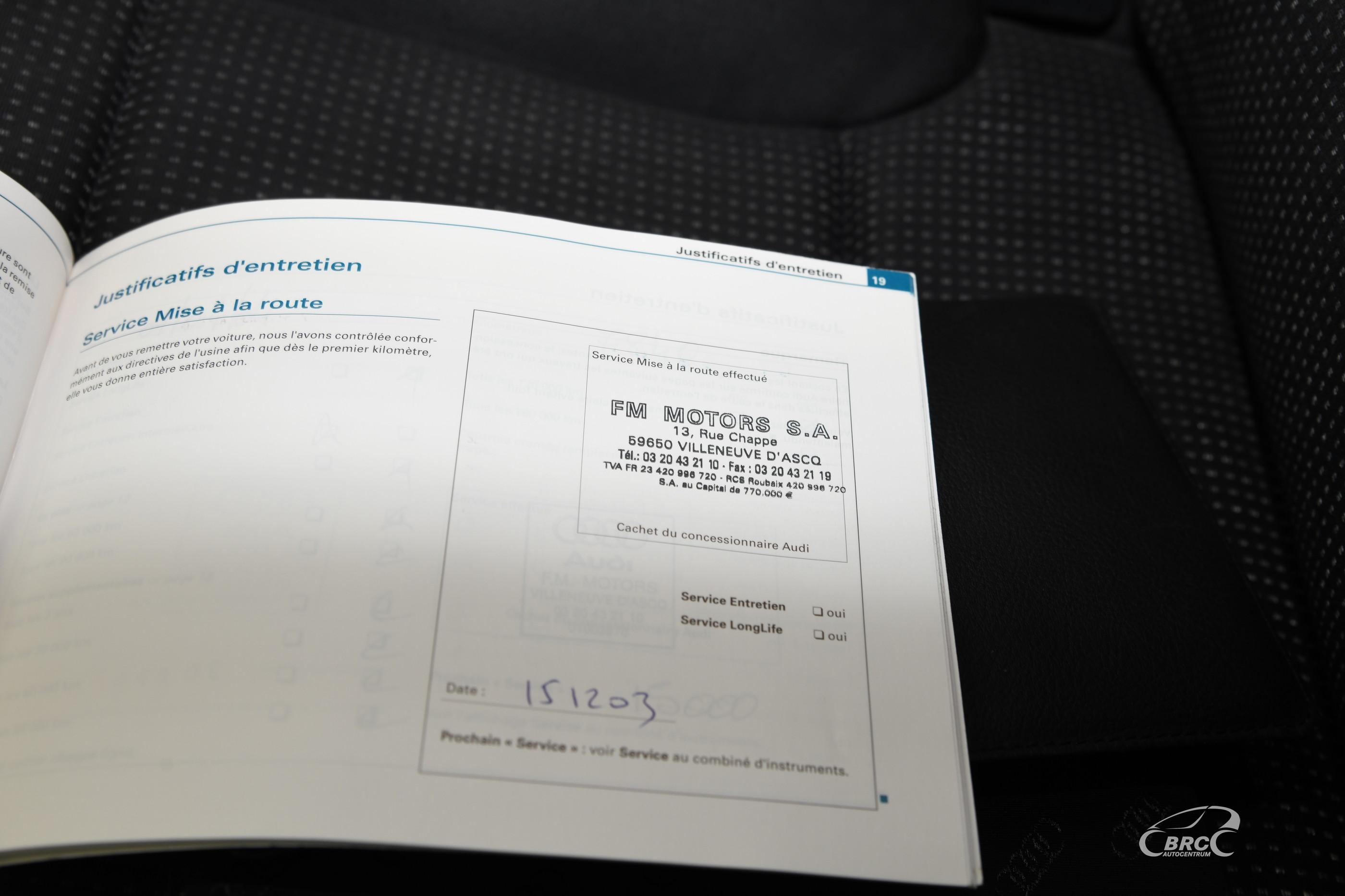 Audi A3 1.9 TDI