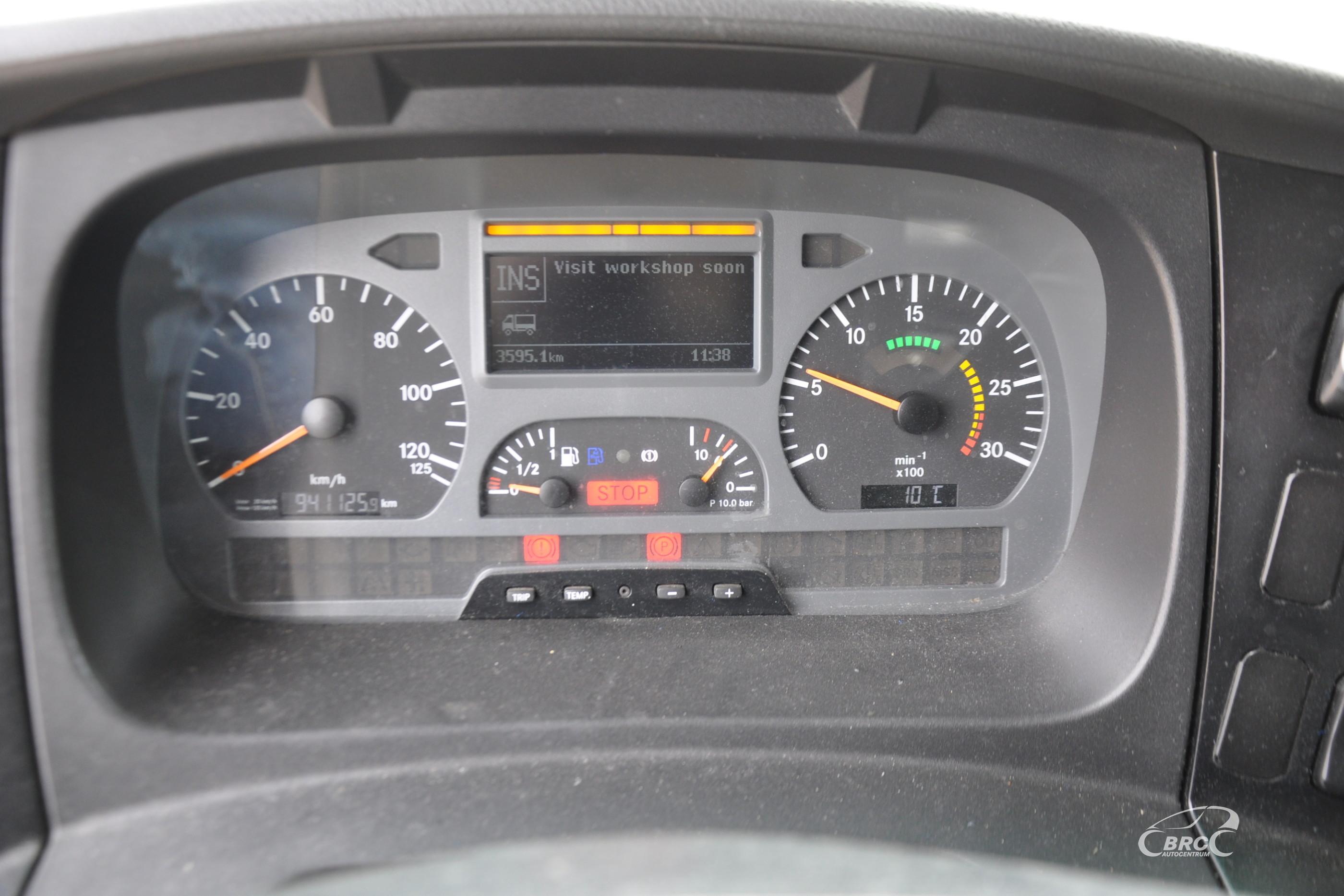 Mercedes-Benz Atego 1229L