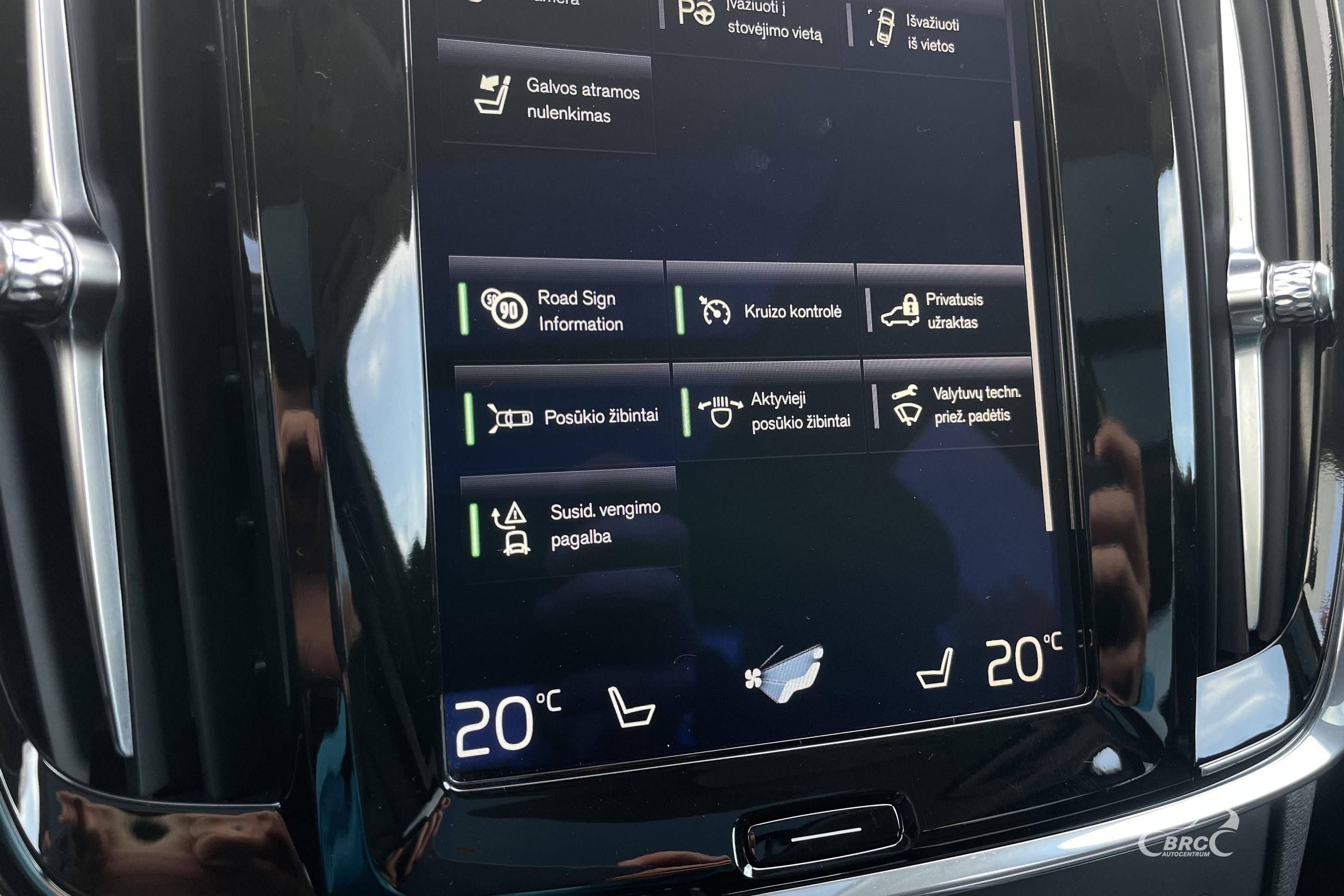 Volvo S90 2.0 T5 AWD Automatas