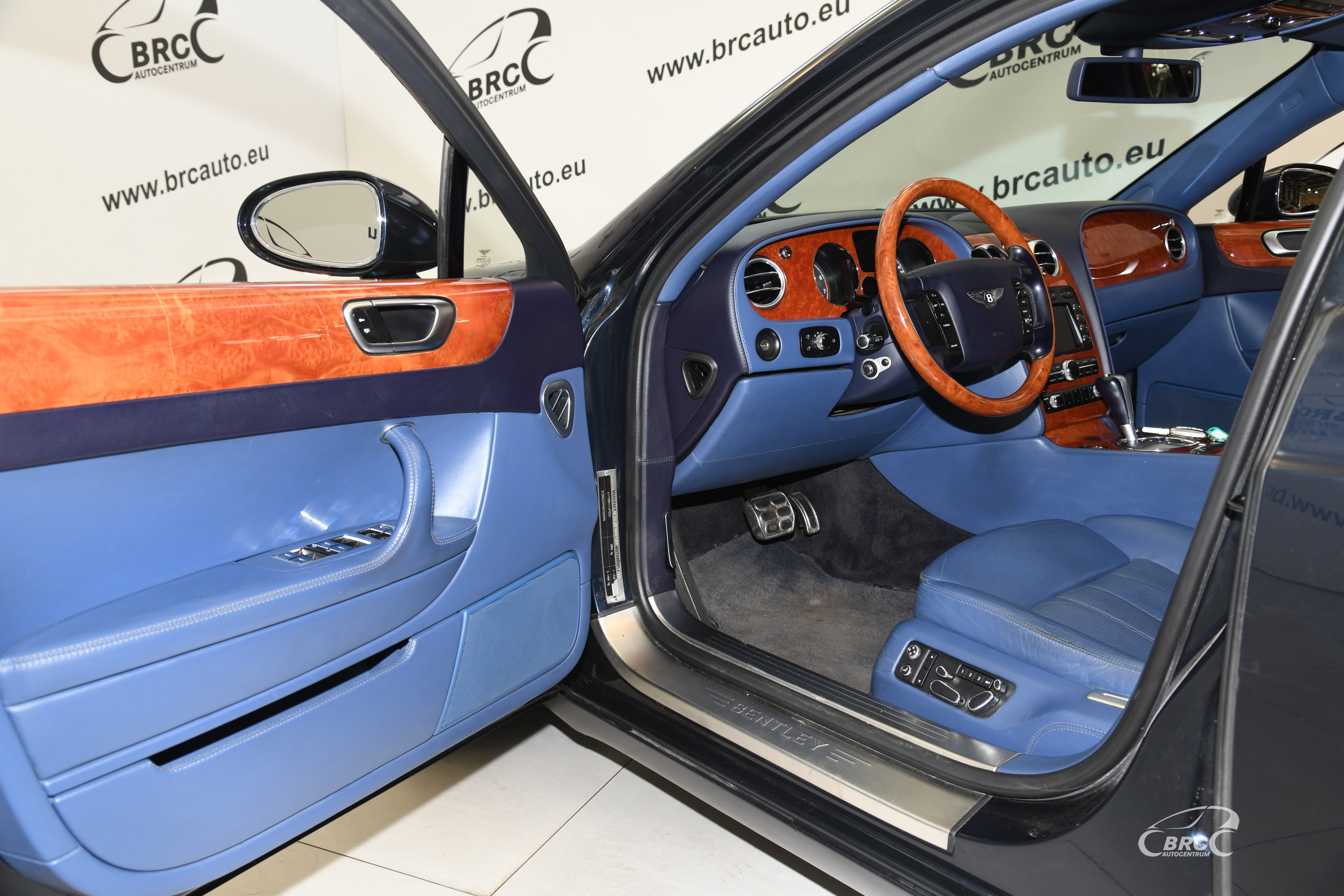 Bentley Continental 6.0 W12 AWD Flying Spur Automatas