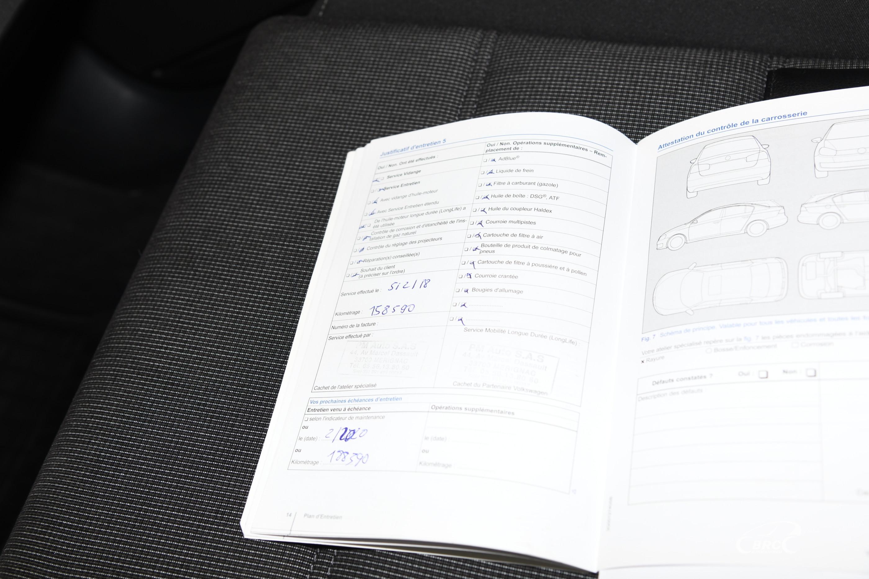 Volkswagen Passat 2.0 TDI Variant Automatas