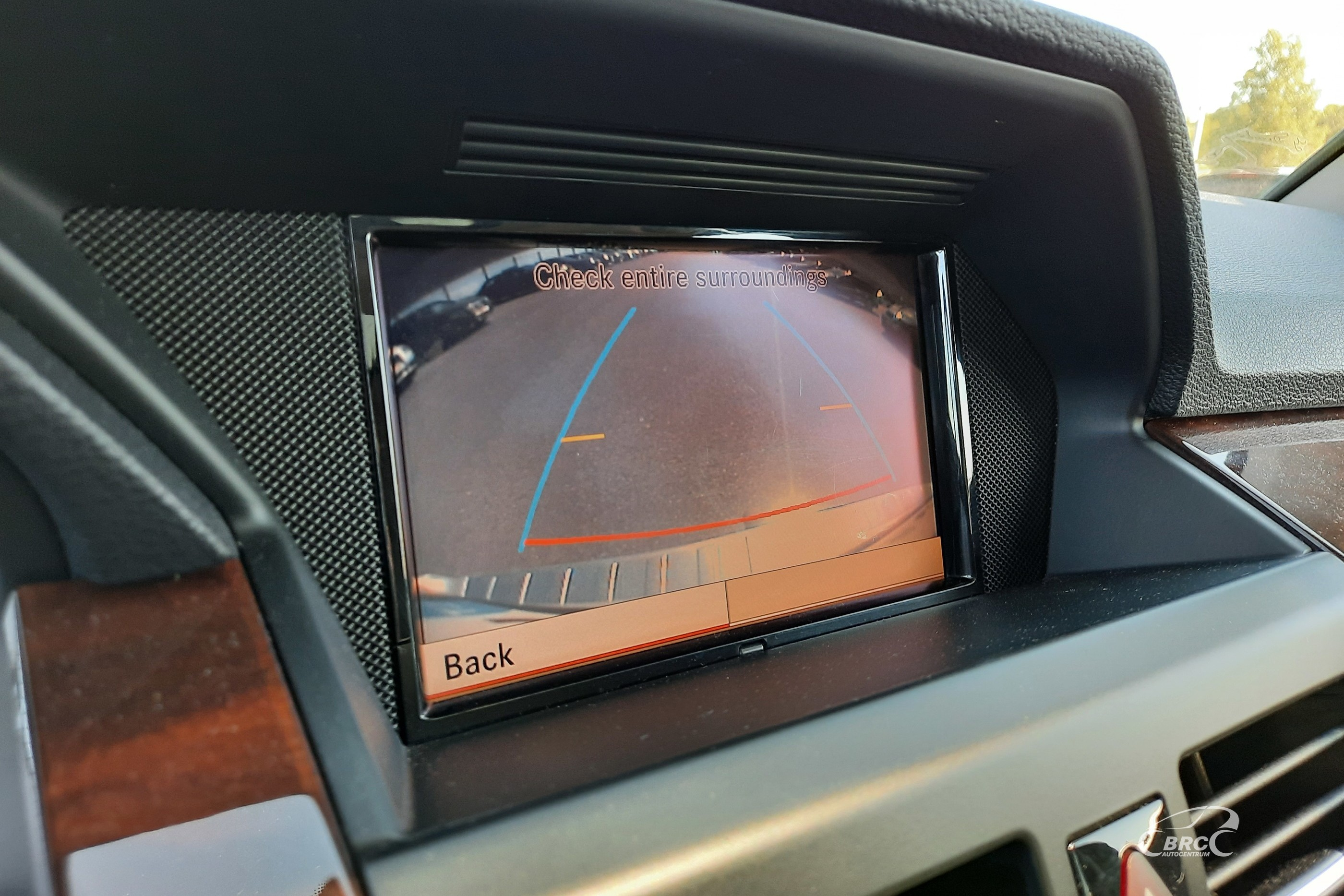 Mercedes-Benz GLK 350 4Matic LPG Automatas