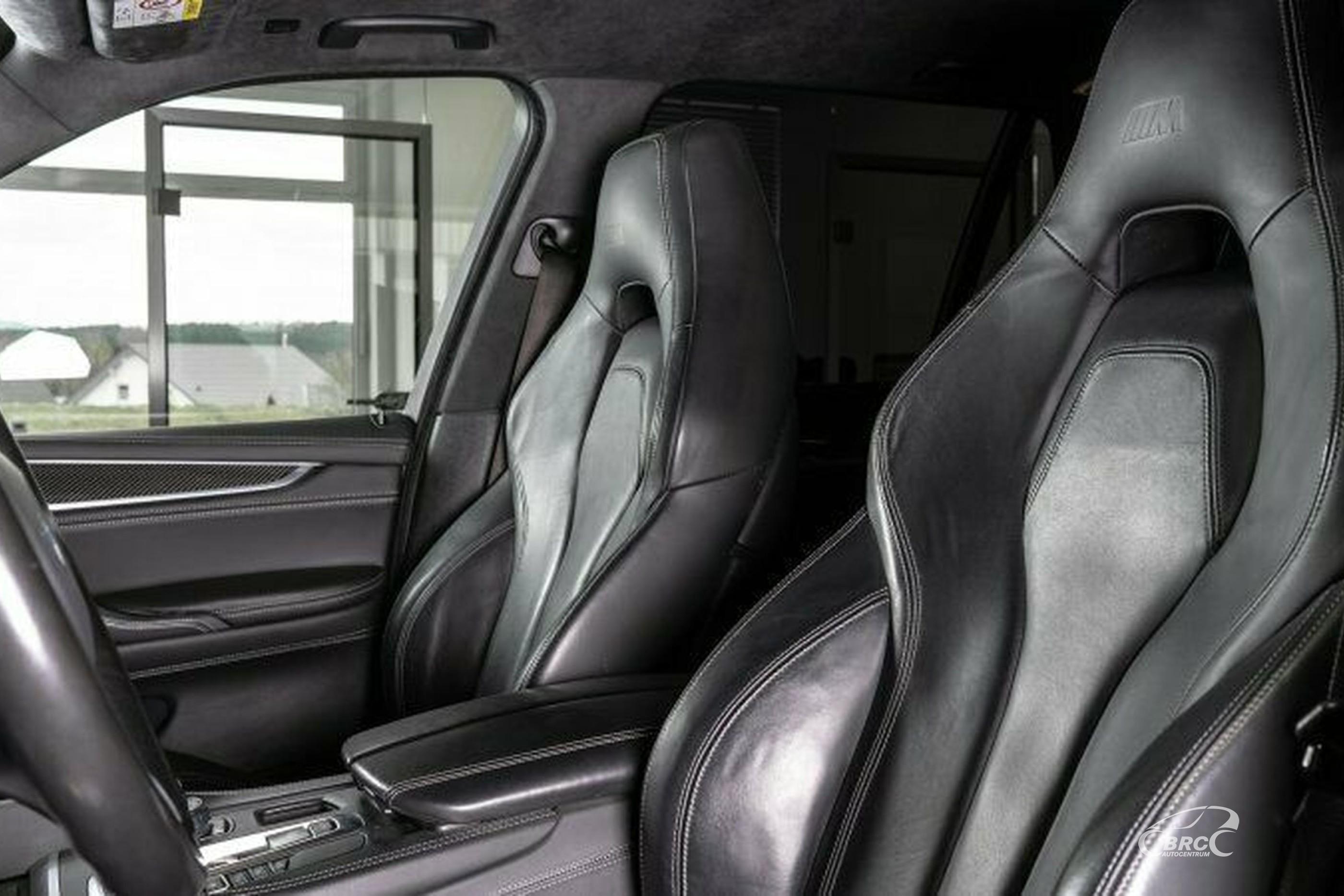 BMW X5M xDrive Automatas
