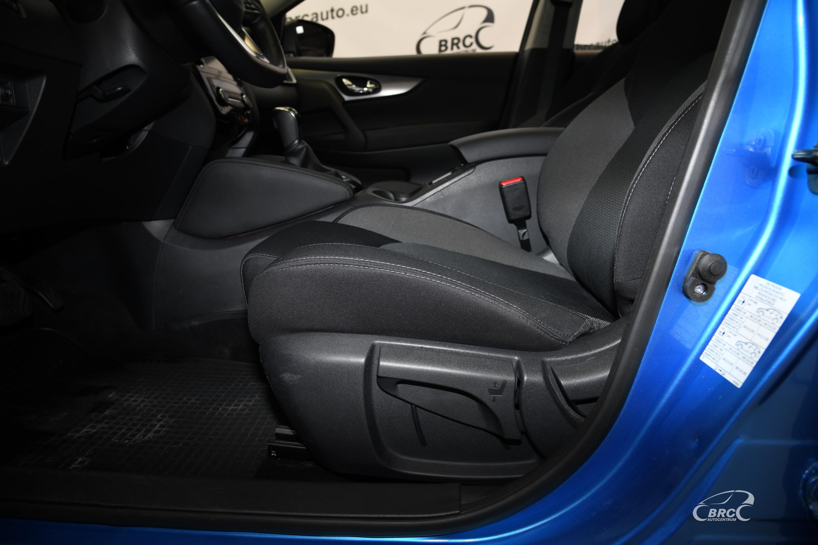 Nissan Qashqai 1.3 DIG-T Automatas