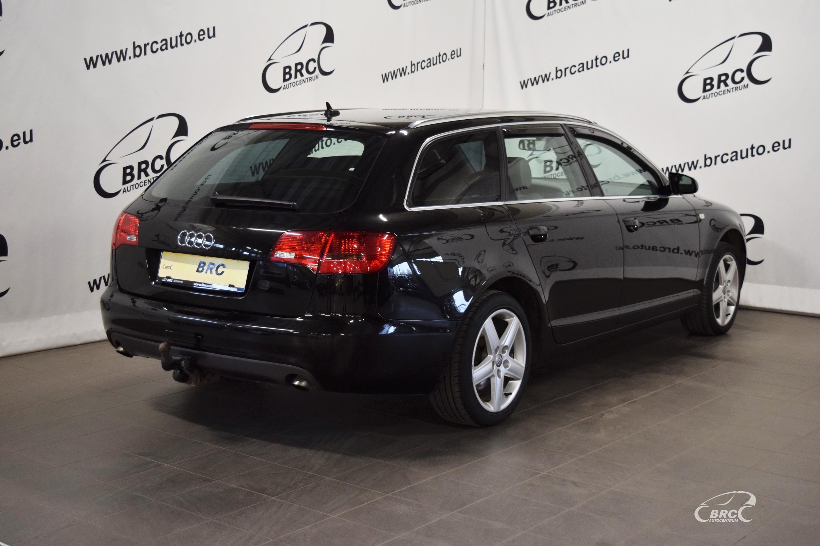 Audi A6 Avant TDi M/T