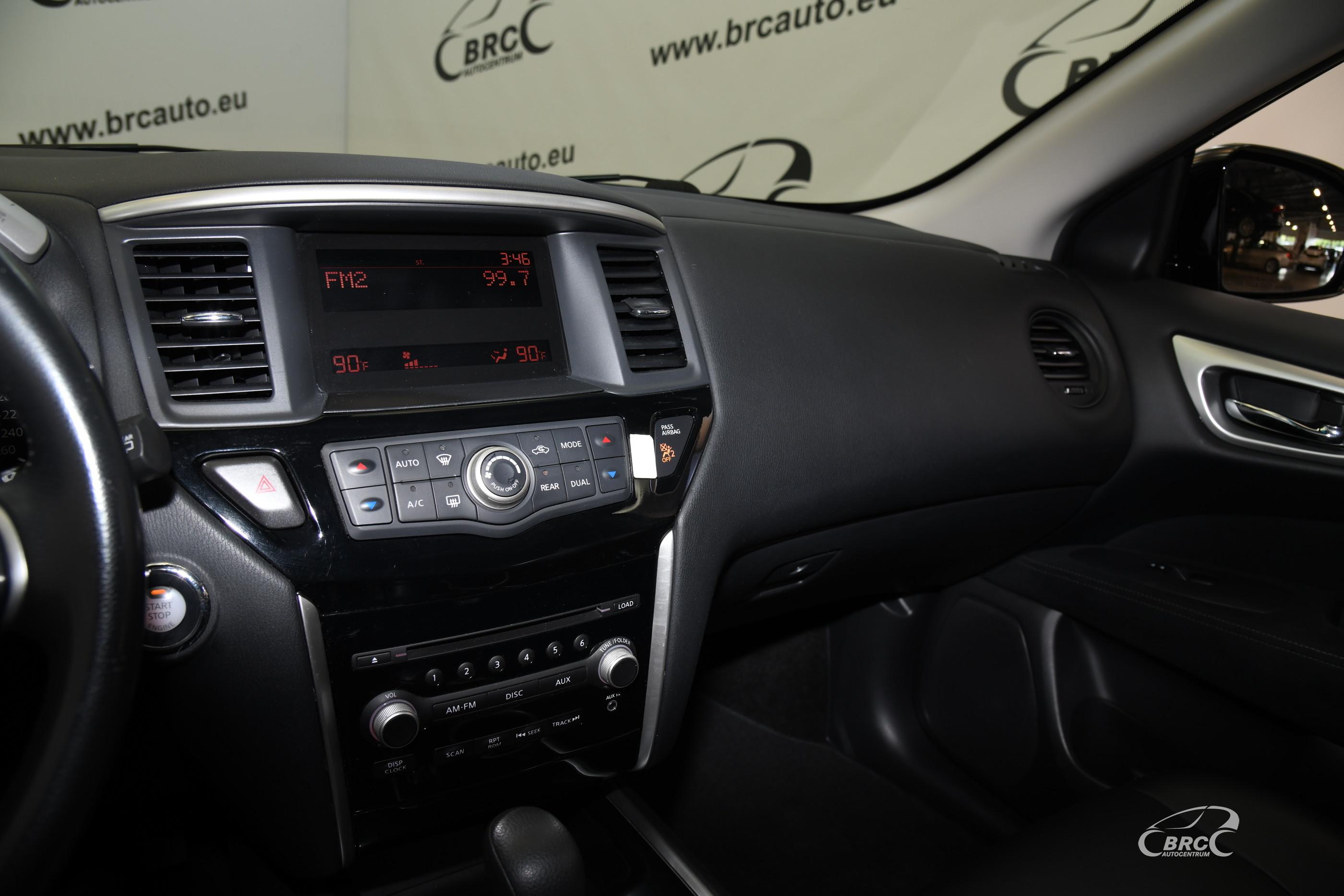 Nissan Pathfinder 3.5 V6 4WD Automatas
