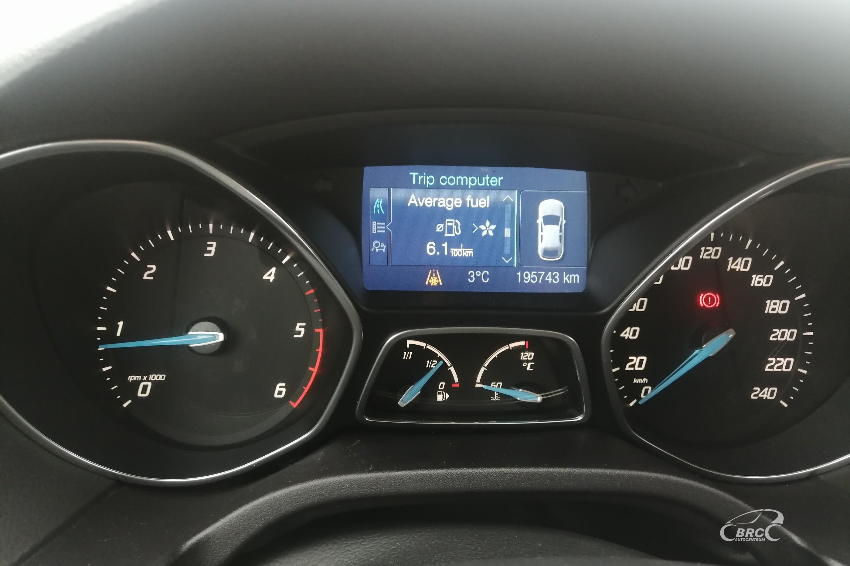 Ford Focus 1.6 TDCi