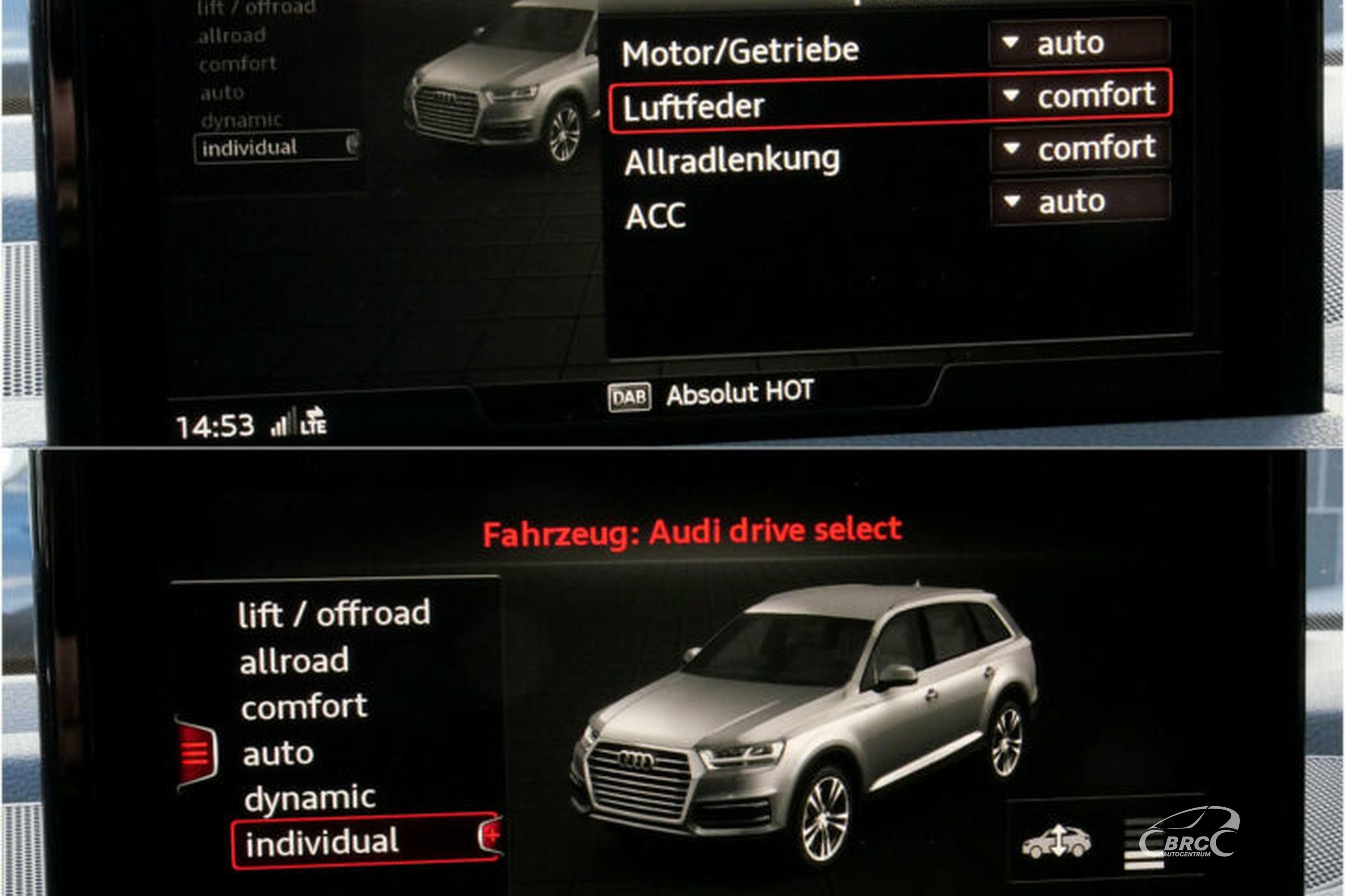 Audi Q7 45TDI S-Line Automatas