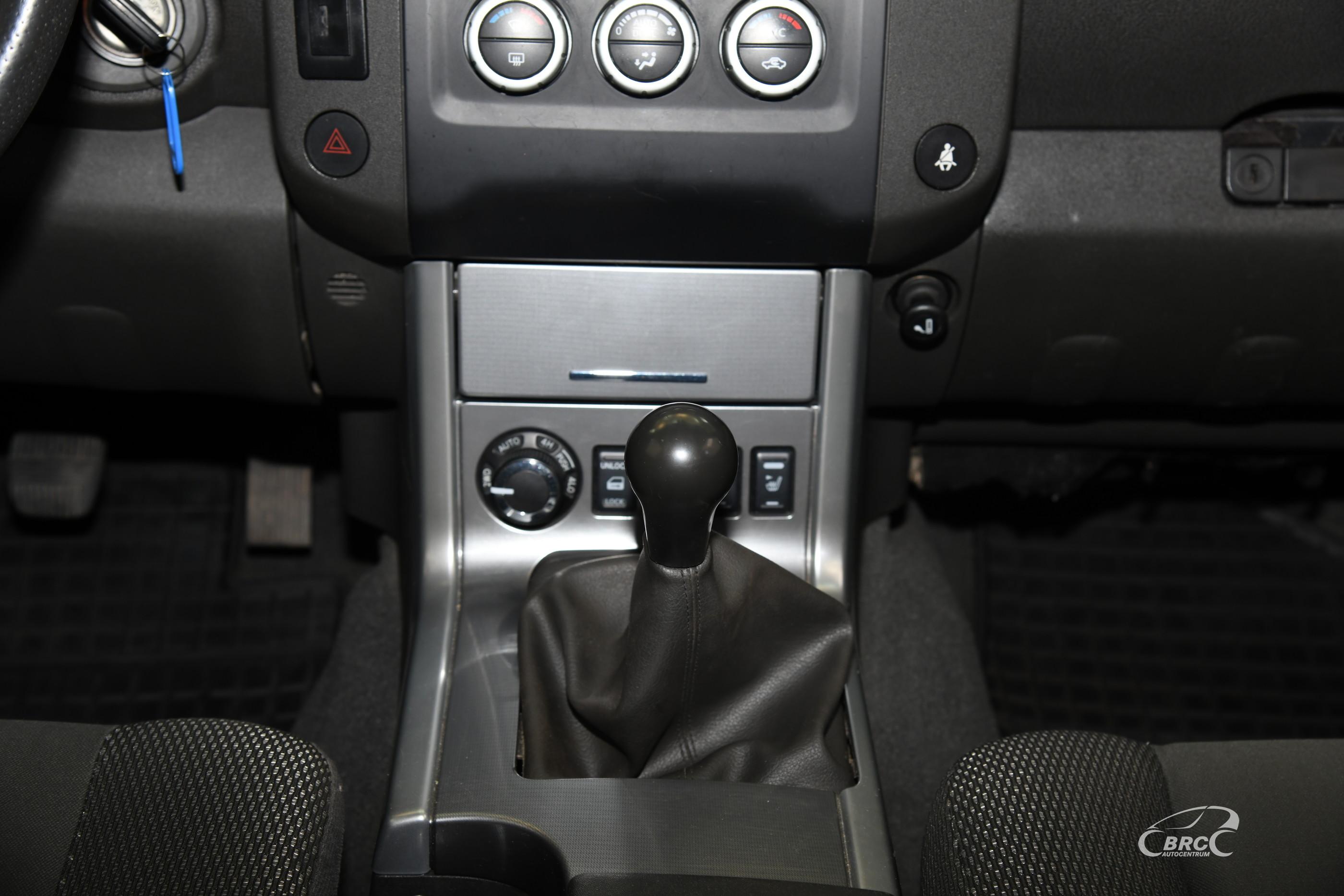 Nissan Pathfinder 2.5 dCi AWD