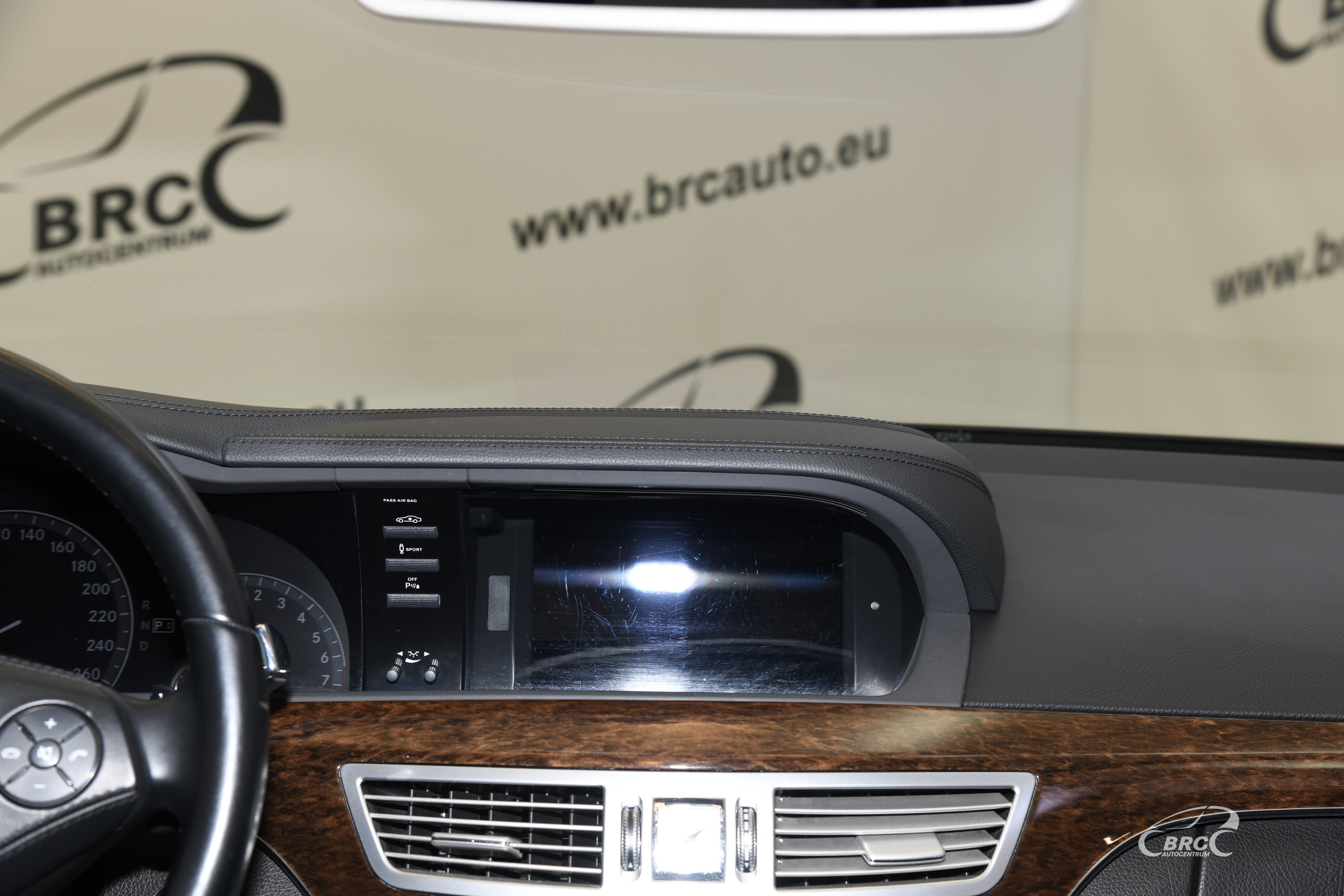 Mercedes-Benz S 350 BlueEFFICIENCY Automatas