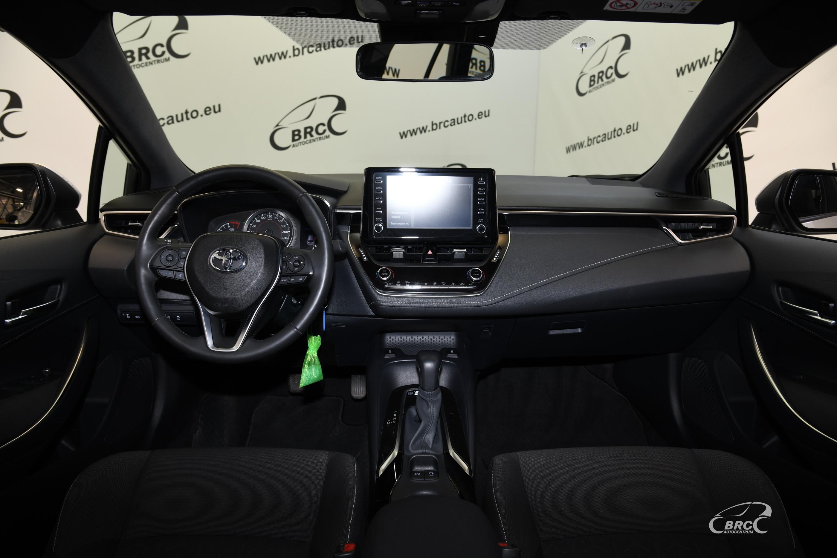 Toyota Corolla 1.2 Active Touring Automatas