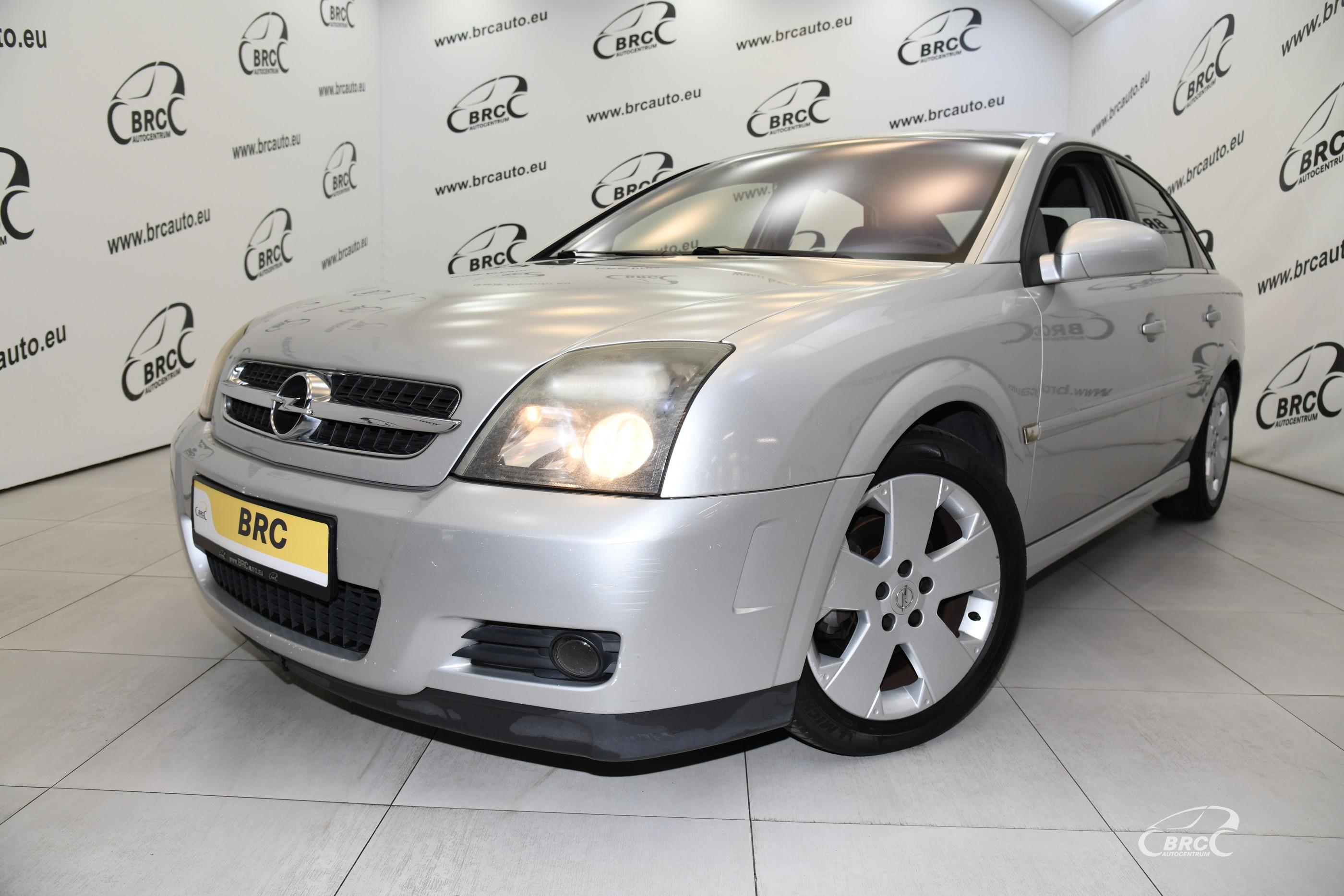 Opel Vectra 1.9 CDTI GTS Elegance