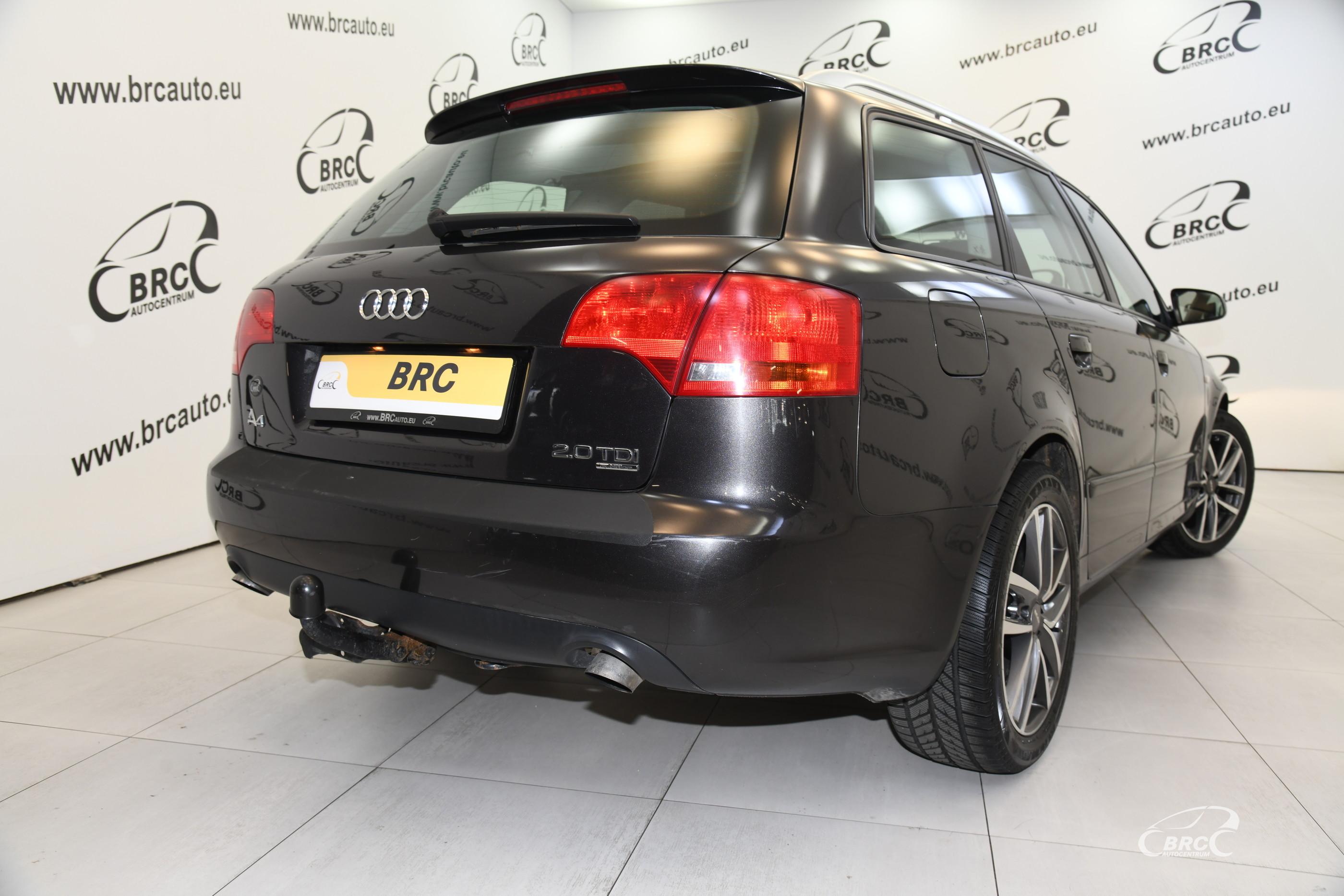 Audi A4 2.0 TDI Quattro Avant
