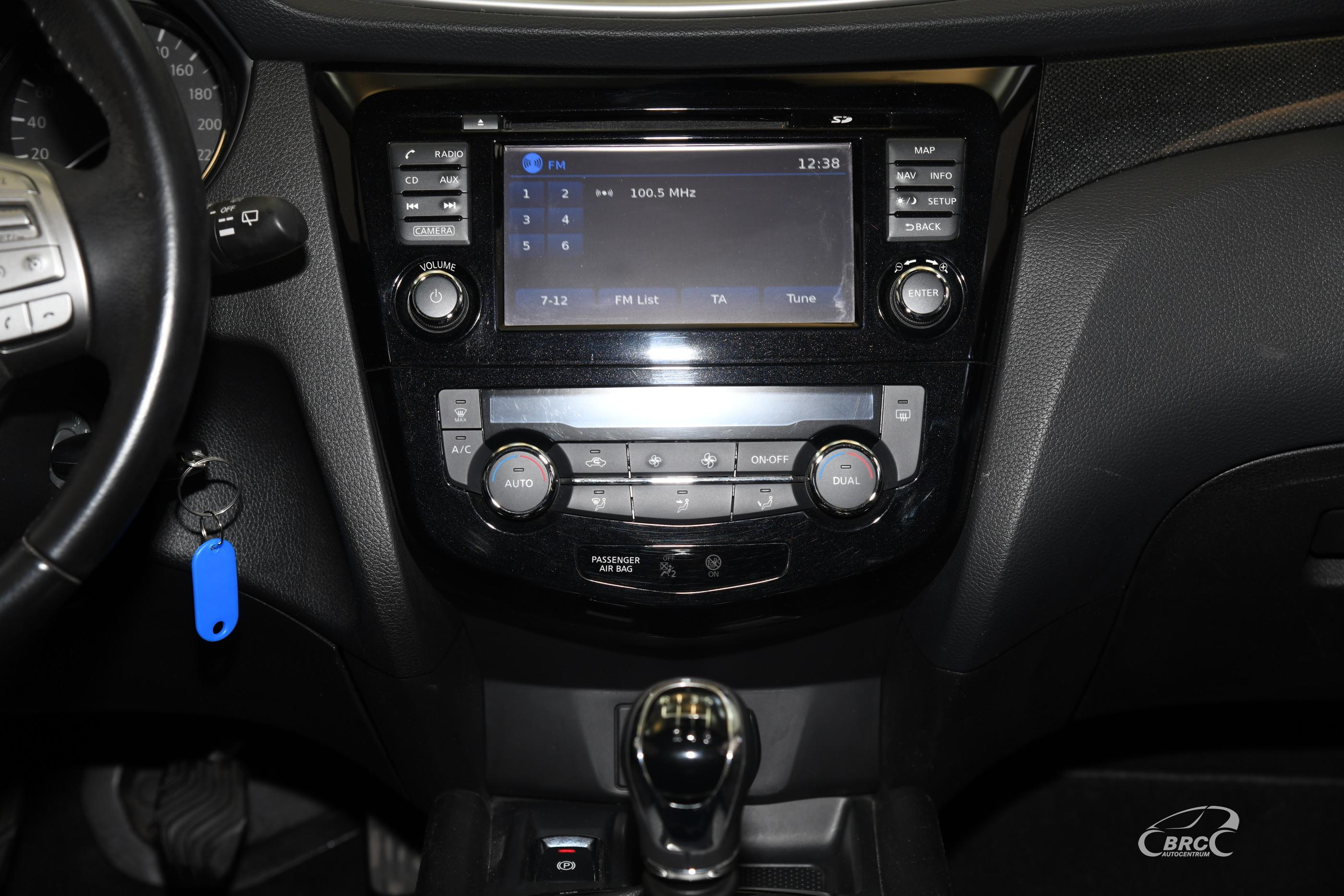 Nissan X-Trail 1.6 DIG-T Acenta
