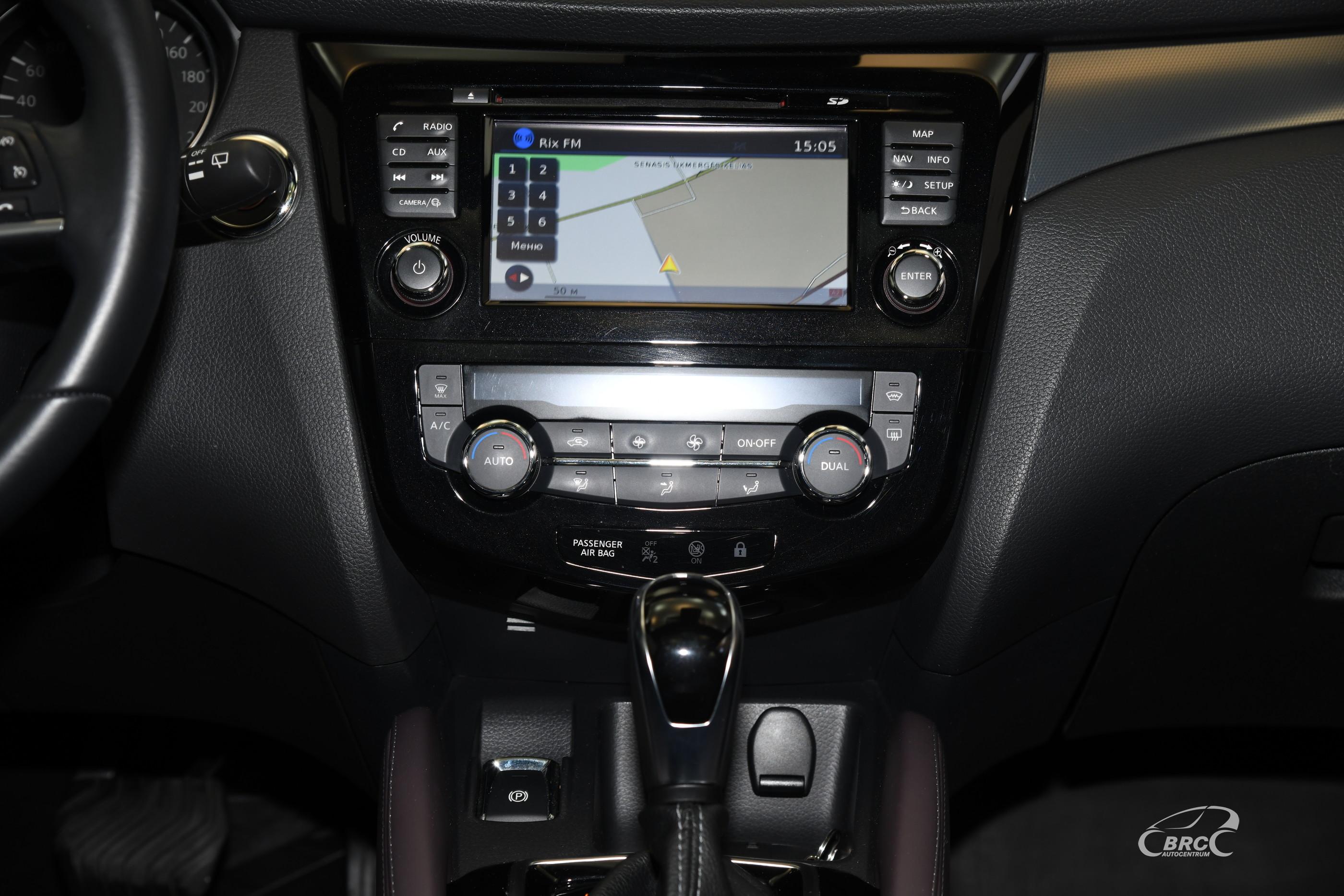 Nissan Qashqai 1.2 DIG-T Automatas