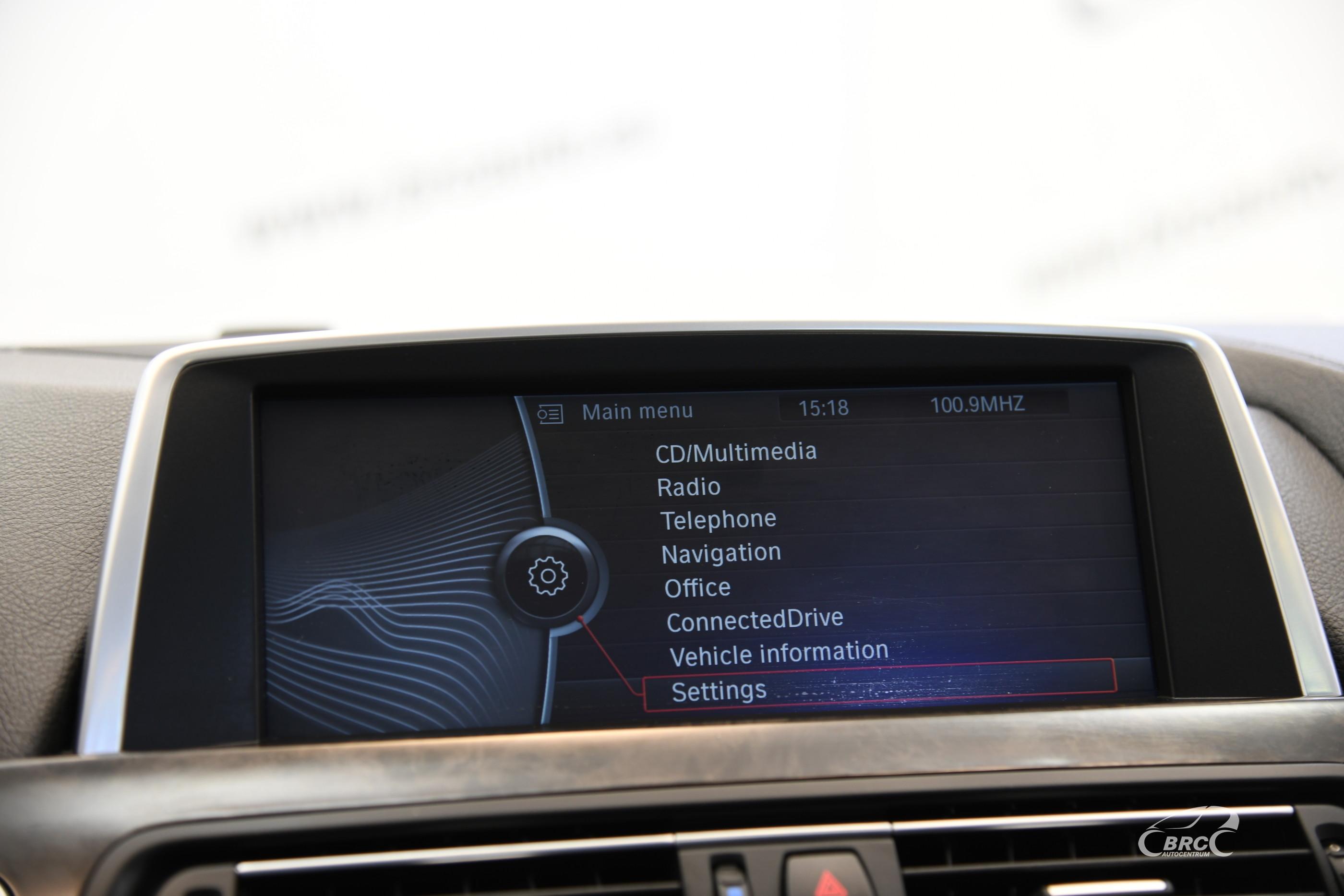 BMW 640 Gran Coupe Automatas