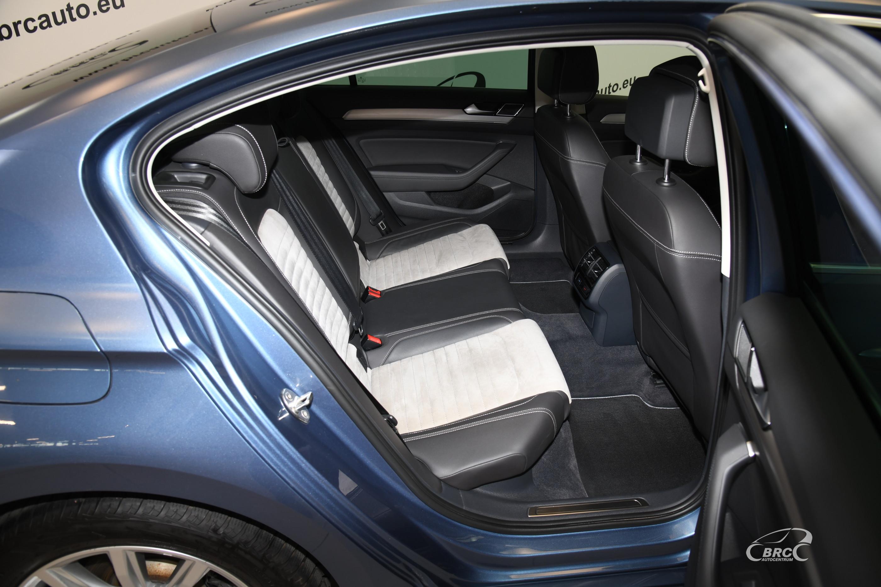 Volkswagen Passat 1.8 TSI Highline DSG Automatas
