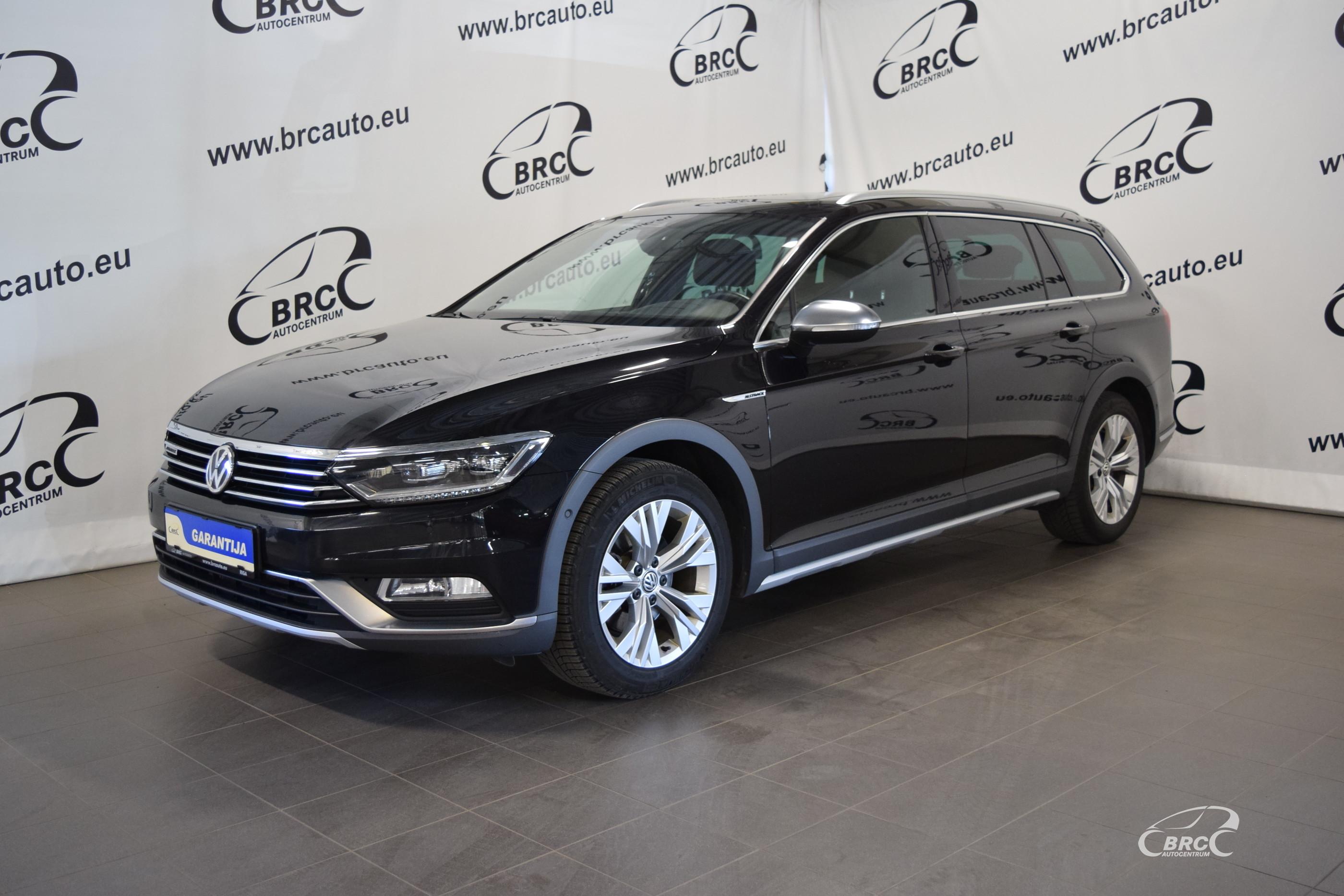 Volkswagen Passat Alltrack 4Motion DSG