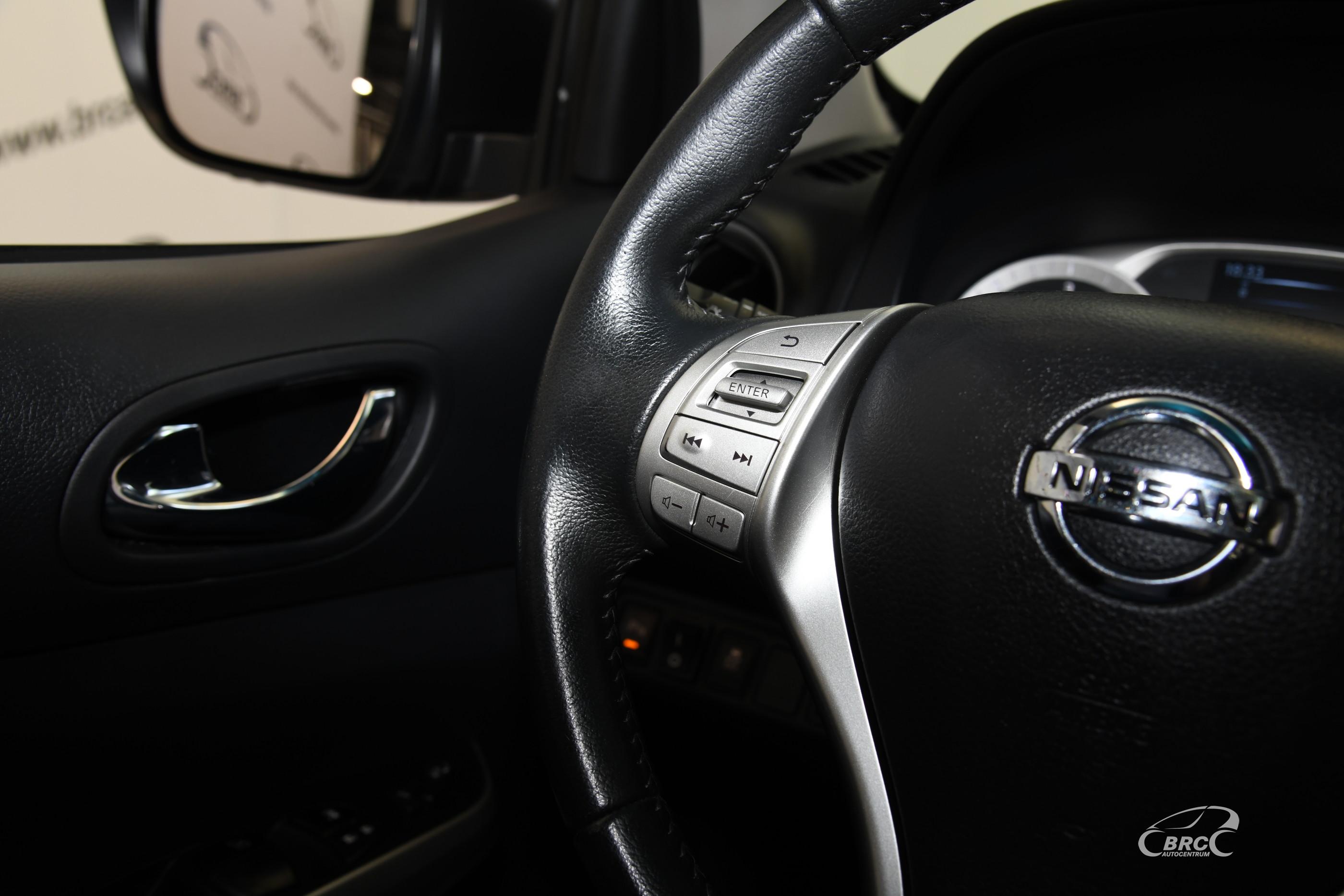 Nissan Navara 2.3 dCi Automatas