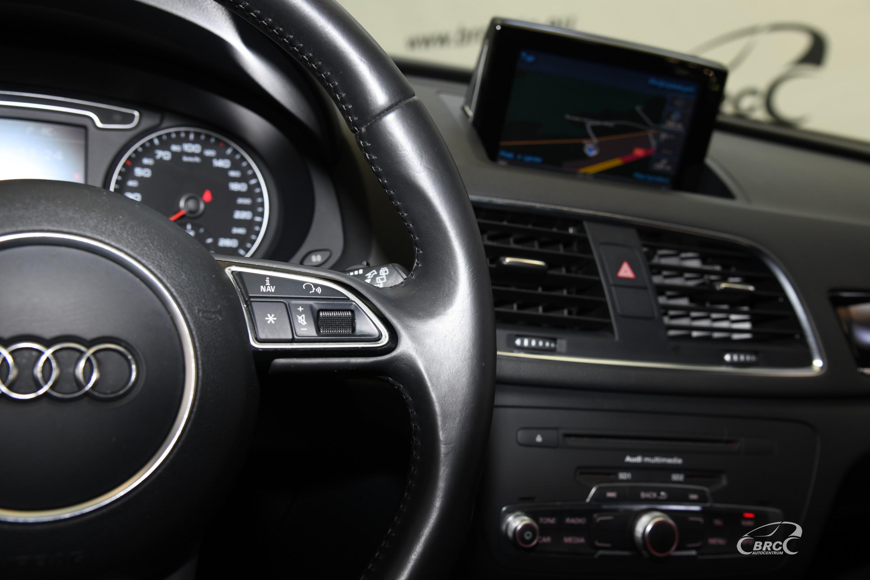 Audi Q3 2.0 TFSI Quattro S-tronic